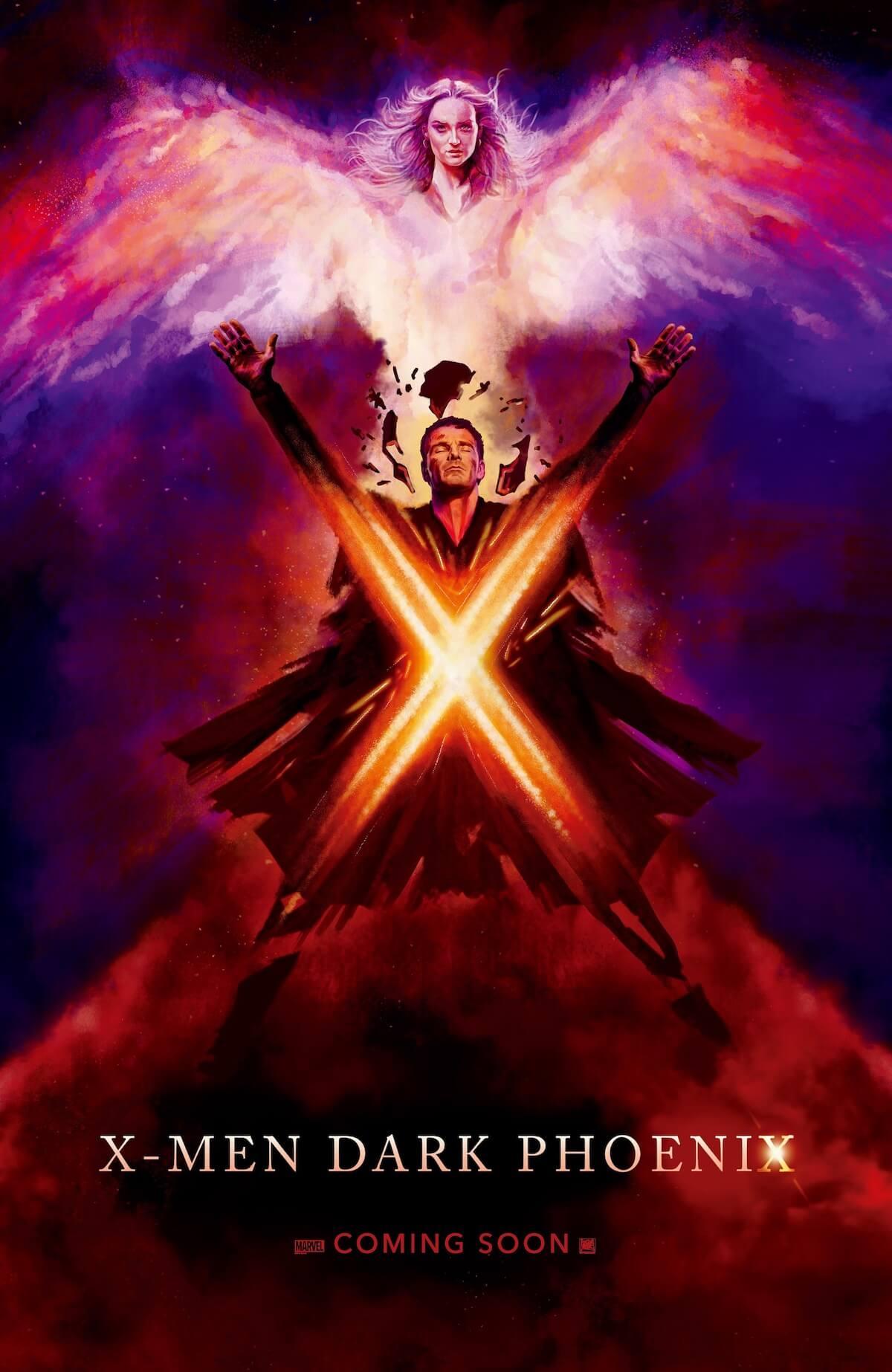 『X-MEN:ダーク・フェニックス』公開記念イベント<XーMEN DAY>が開催!ジーン役ソフィー・ターナーの特別映像解禁 film190517_xmenday_10