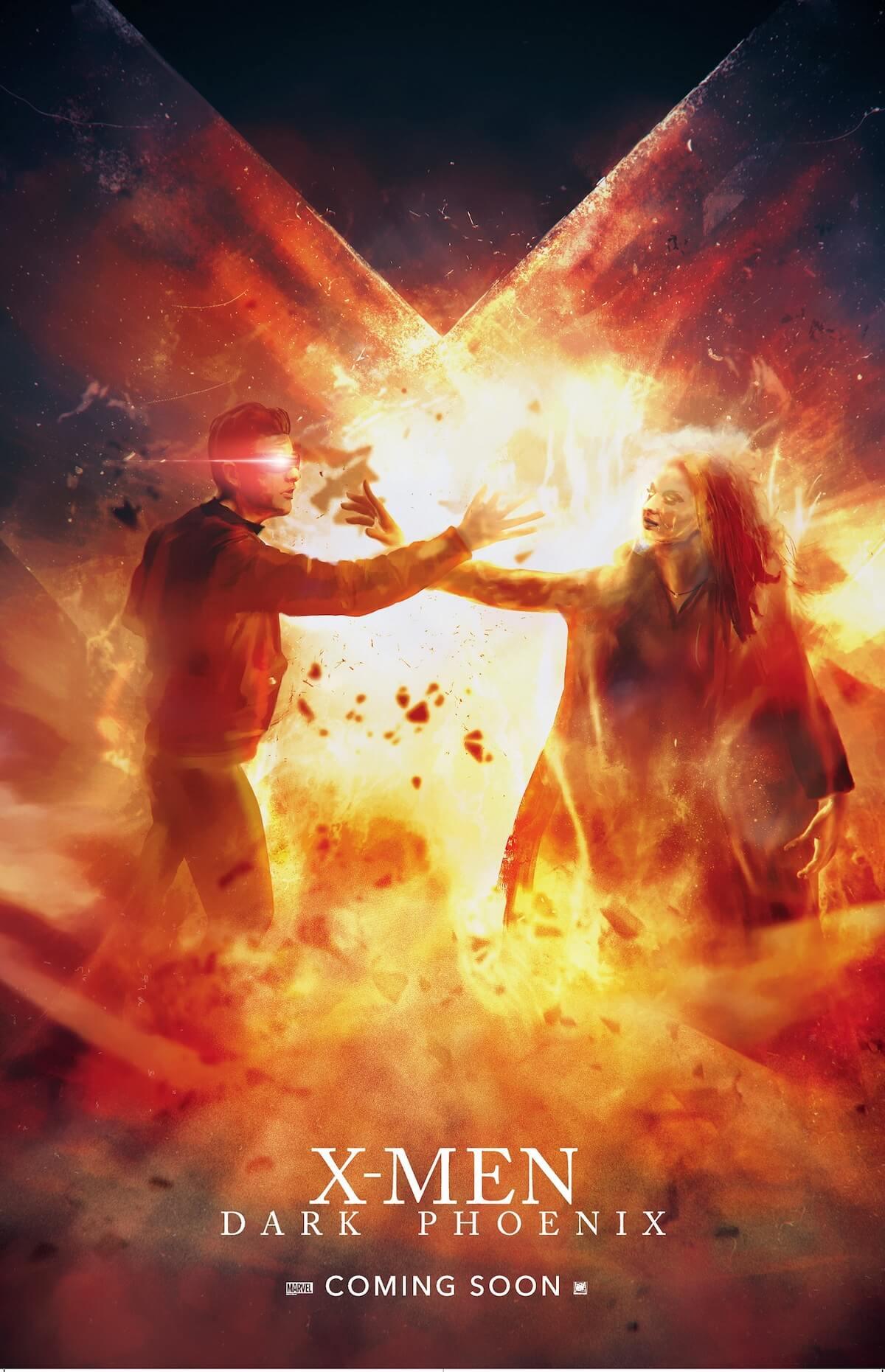 『X-MEN:ダーク・フェニックス』公開記念イベント<XーMEN DAY>が開催!ジーン役ソフィー・ターナーの特別映像解禁 film190517_xmenday_6