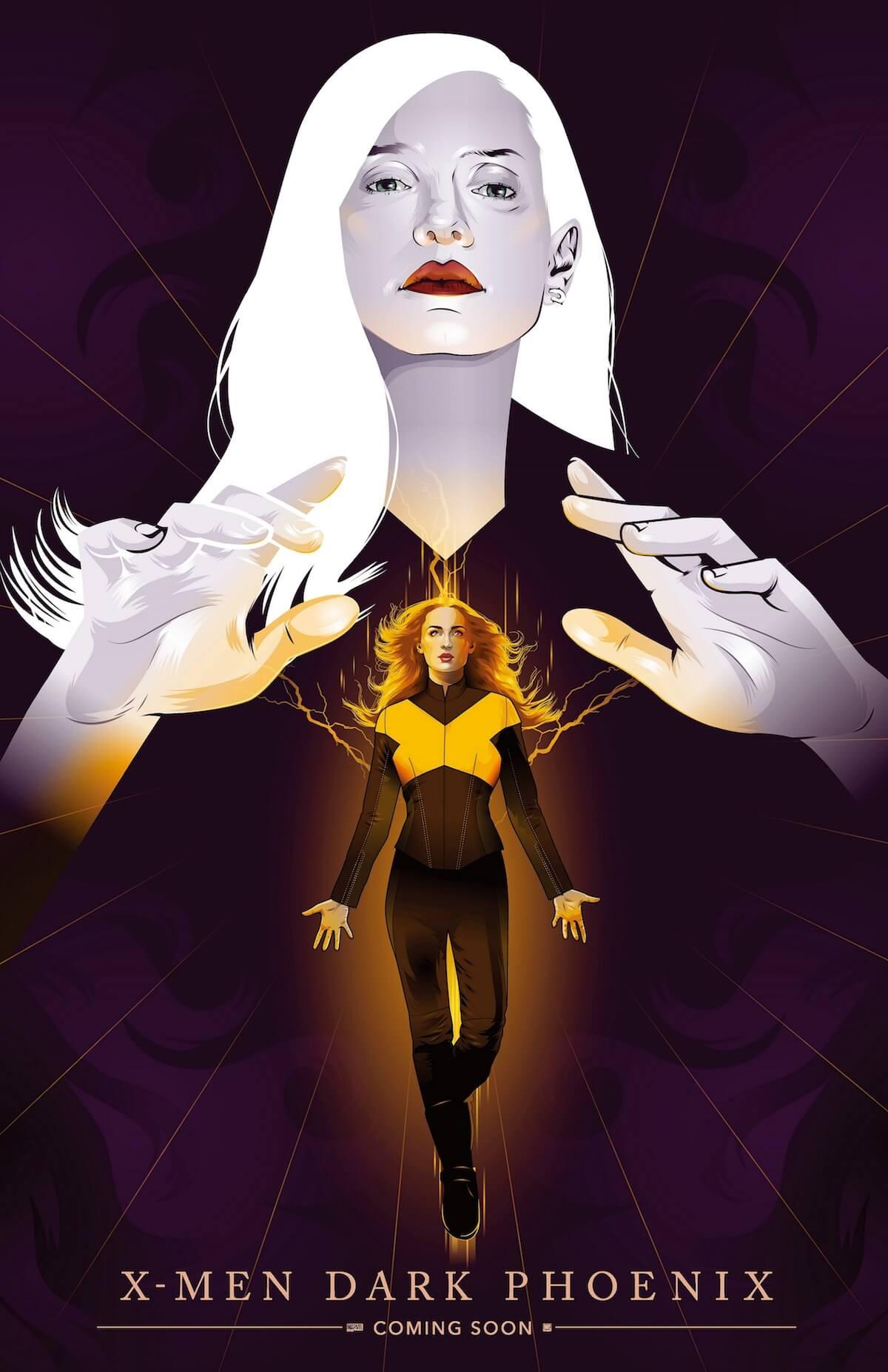 『X-MEN:ダーク・フェニックス』公開記念イベント<XーMEN DAY>が開催!ジーン役ソフィー・ターナーの特別映像解禁 film190517_xmenday_4