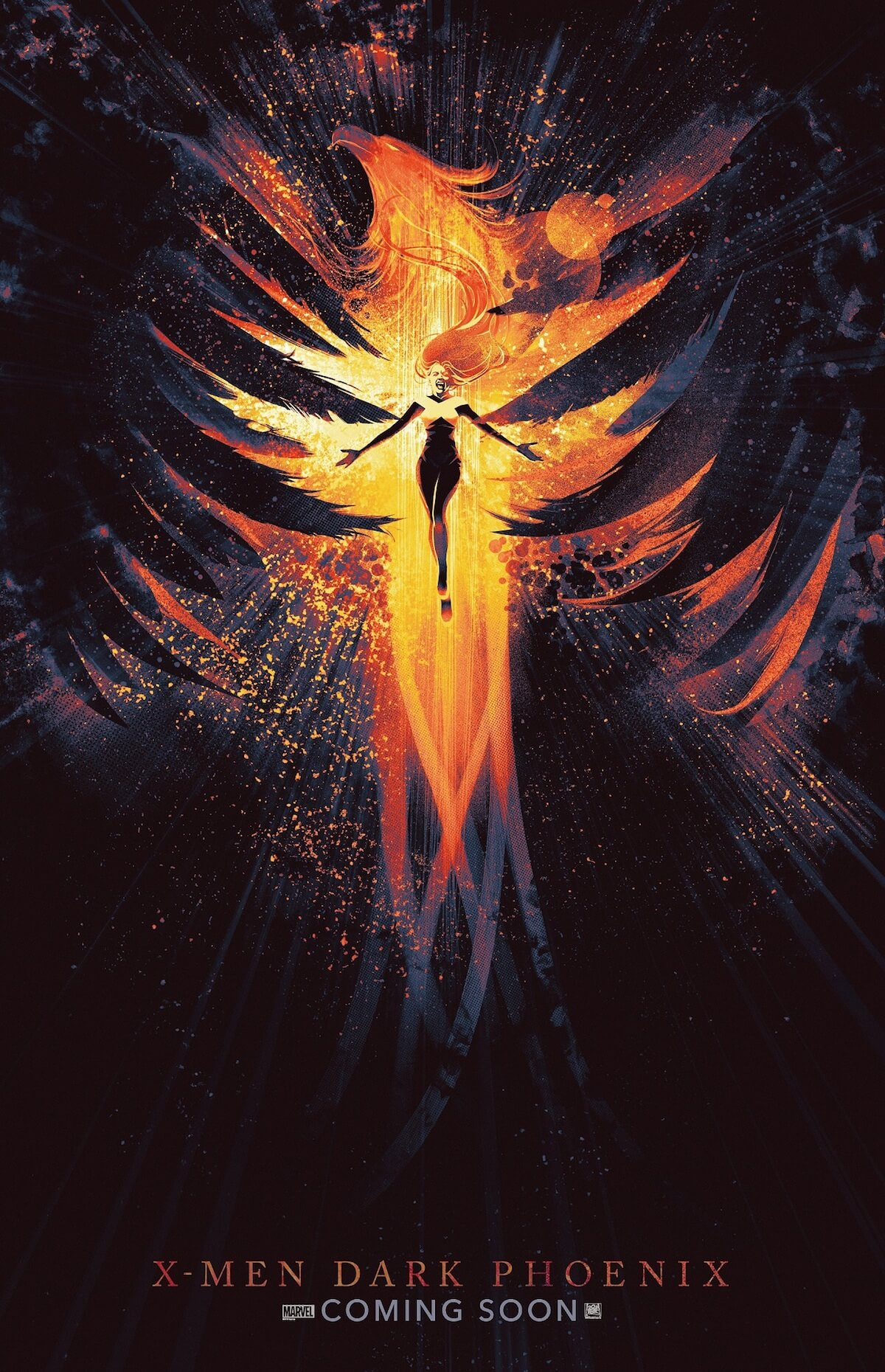 『X-MEN:ダーク・フェニックス』公開記念イベント<XーMEN DAY>が開催!ジーン役ソフィー・ターナーの特別映像解禁 film190517_xmenday_2