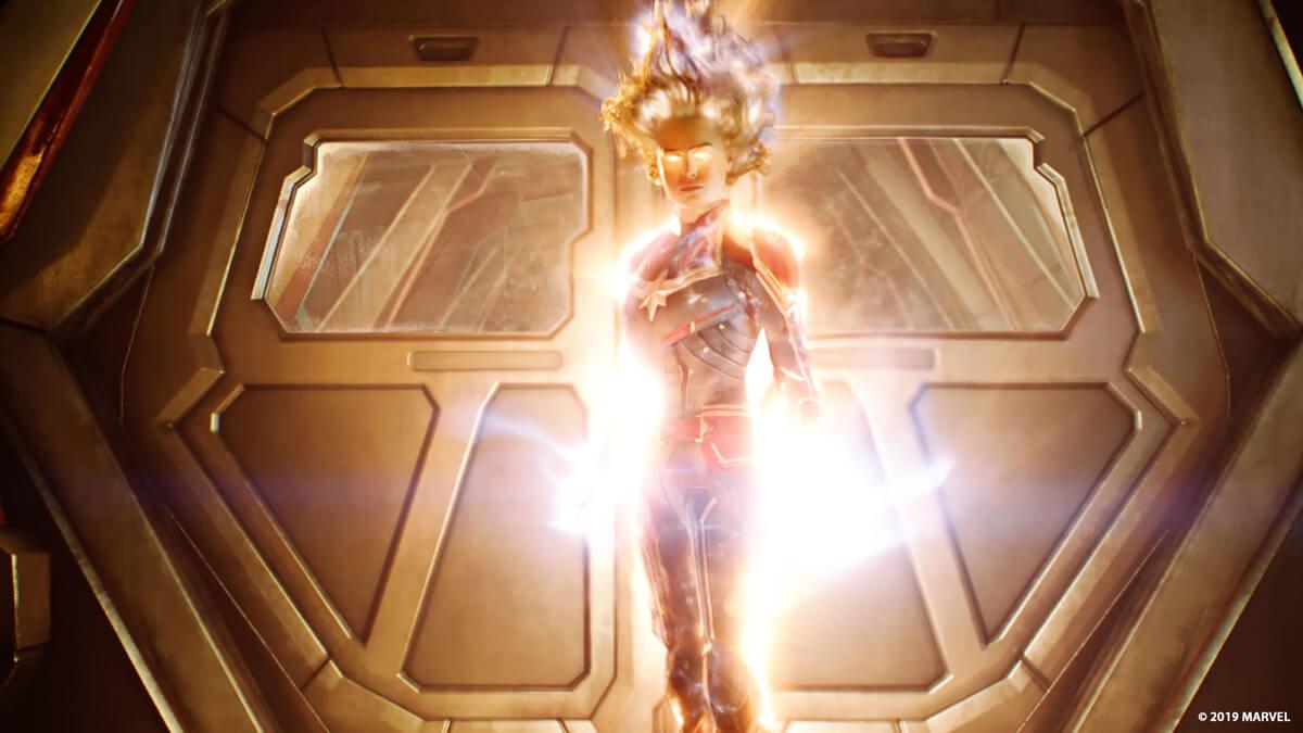 『キャプテン・マーベル』6月5日より先行デジタル配信決定!ブリー・ラーソンのインタビュー映像も公開 video190517_captainmarvel_main