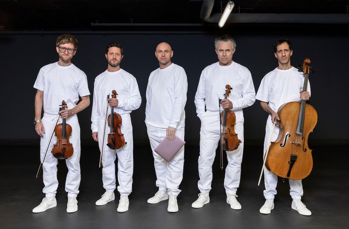 ヘンリク・シュワルツ、弦楽四重奏アルマ・カルテットとの共作アルバム『CCMYK』を5月24日に世界同時リリース! music190517henrik-schwarz_1