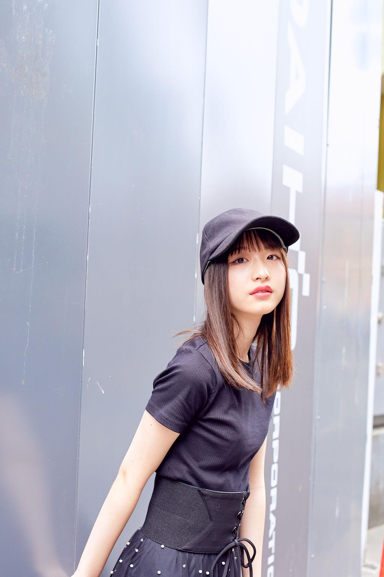 内田珠鈴はなぜ、自分をさらけ出そうと思ったのか? 初EP『光の中を泳ぐ』について語る interview190517-uchida-shuri-7