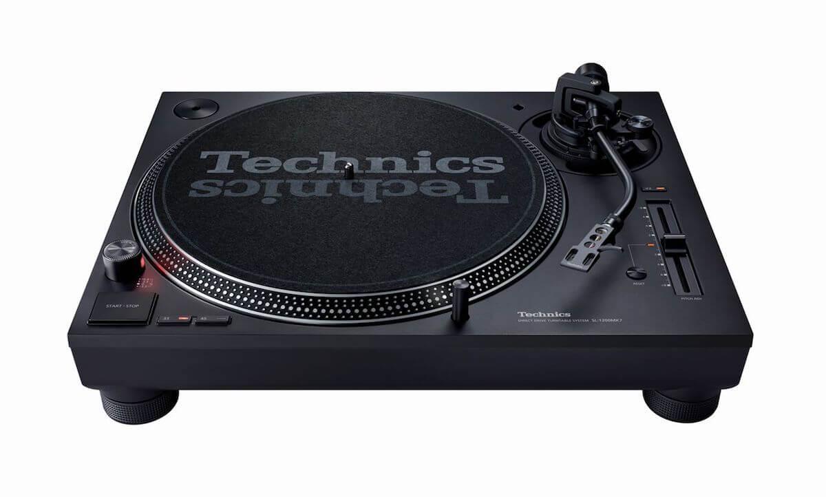 Technics「SLー1200MK7」購入キャンペーン!2台購入でTechnicsロゴ入りGーSHOCKプレゼント tech190520_technics_2