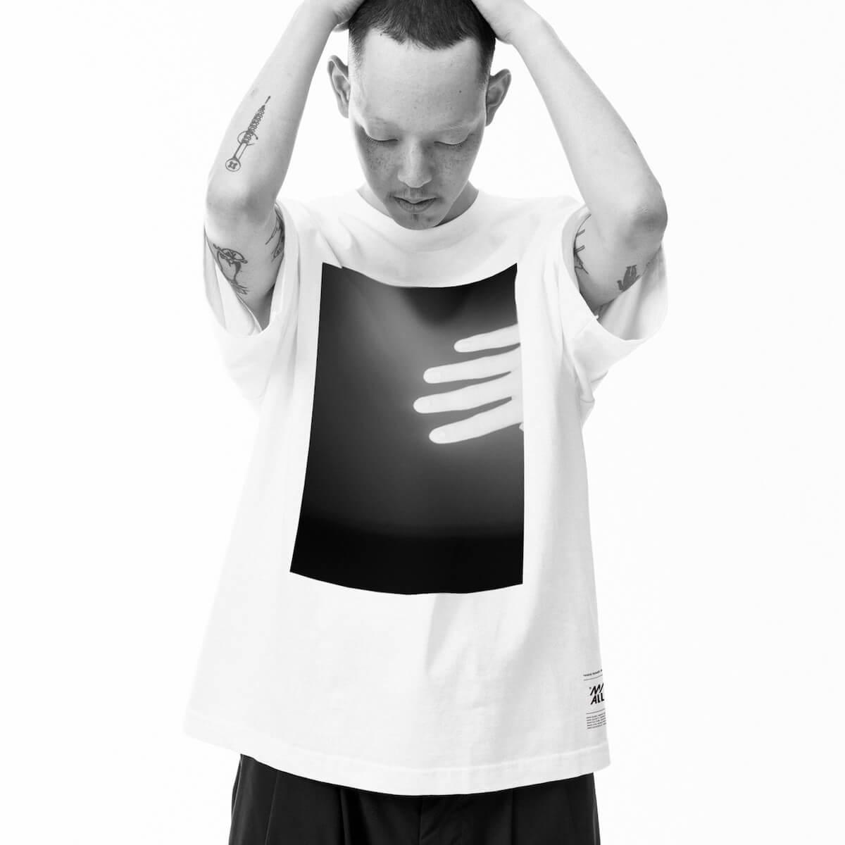 "<THE M/ALL>、""100 VOTE T−Shirts PROJECT""の第四弾マヒトゥ・ザ・ピーポーとのコラボTシャツ全9種類が販売開始! musix190520the-m-all_5"