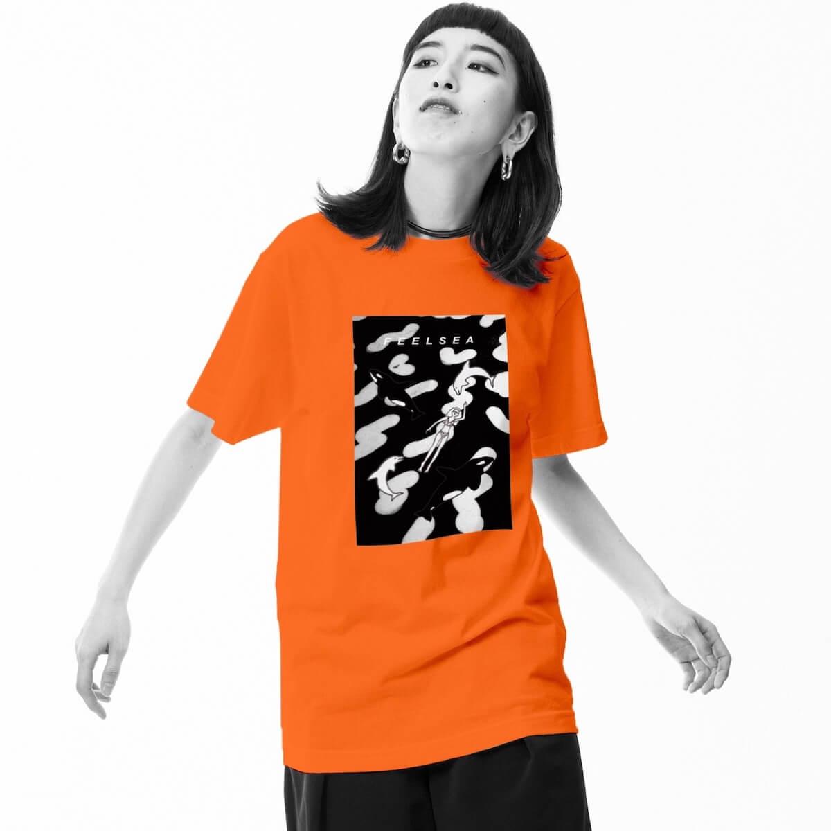 "<THE M/ALL>、""100 VOTE T−Shirts PROJECT""の第四弾マヒトゥ・ザ・ピーポーとのコラボTシャツ全9種類が販売開始! musix190520the-m-all_6"