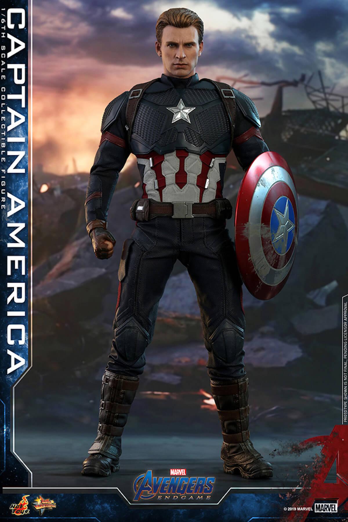 ホットトイズから『アベンジャーズ/エンドゲーム』の精巧なフィギュアが続々登場!キャプテン・アメリカ、アイアンマンら life190521_avengers_hottoys_15