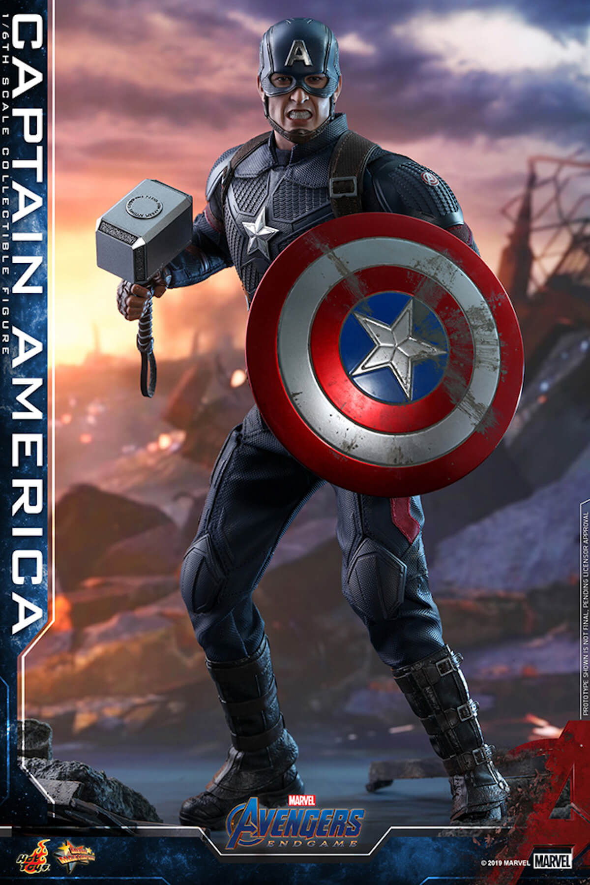 ホットトイズから『アベンジャーズ/エンドゲーム』の精巧なフィギュアが続々登場!キャプテン・アメリカ、アイアンマンら life190521_avengers_hottoys_11
