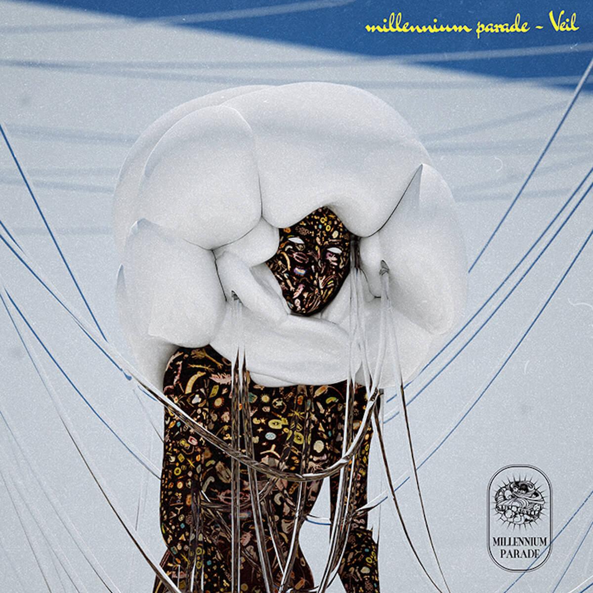 "King Gnu常田大希新プロジェクト""millennium parade""、5月22日1stシングル「Veil」デジタル配信開始! music190521_kinggnu_tsuneta_1"