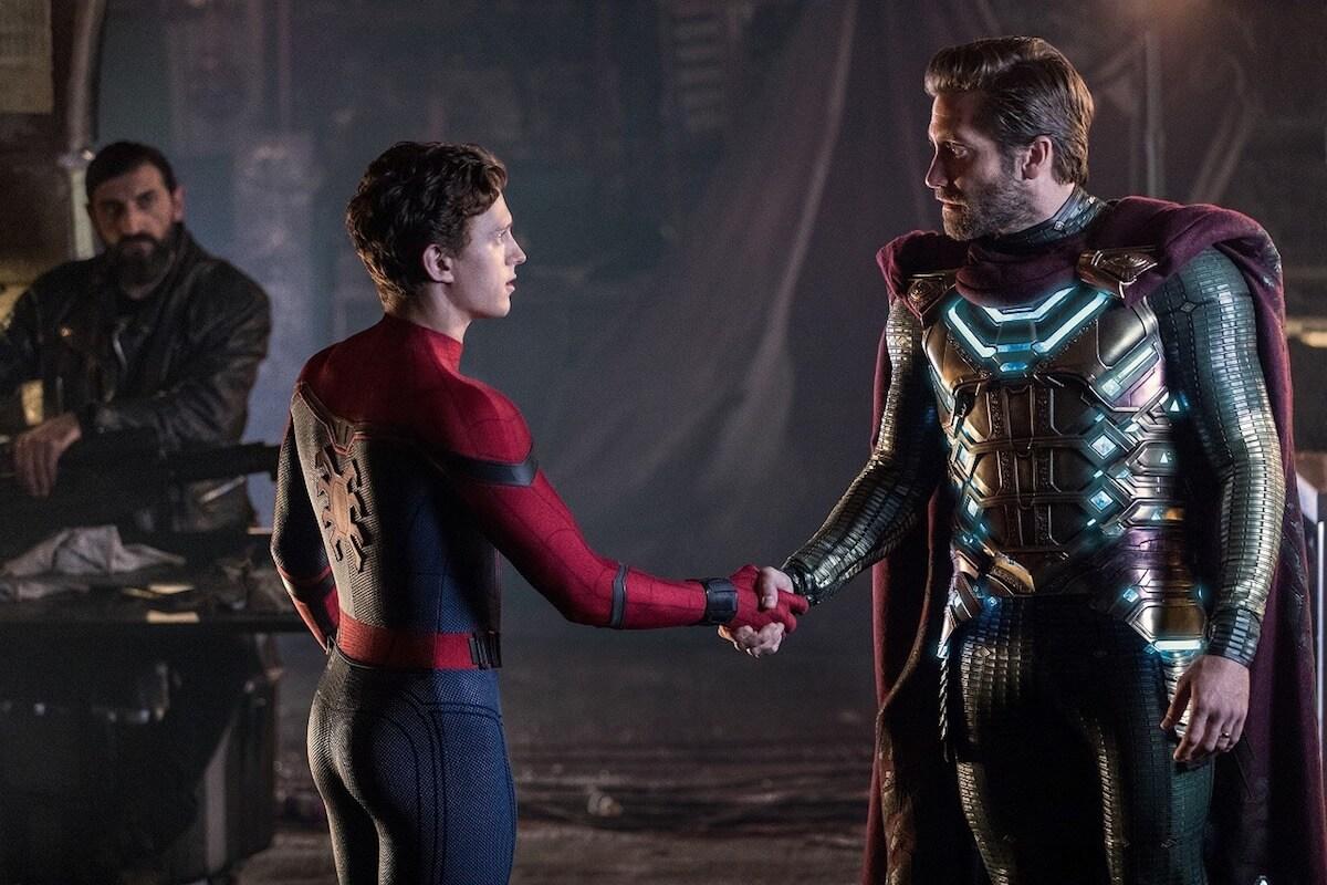 『スパイダーマン:ファー・フロム・ホーム』ストーリーの鍵を握る4人のポスターが解禁! film190523_spiderman_5