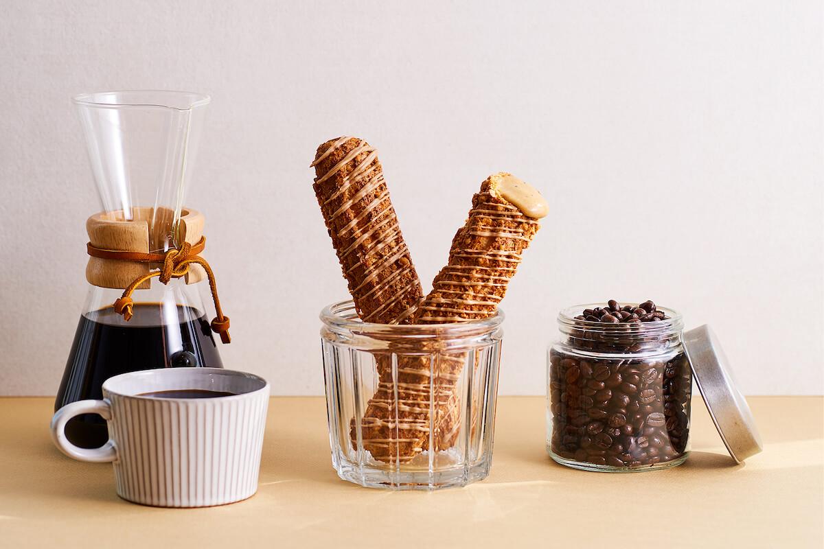 シュークリーム専門店「クロッカンシュー ザクザク」、初夏にぴったりのほんのりビターなフレーバー「コーヒーザク」期間限定販売! gourmet190527zakuzaku_info