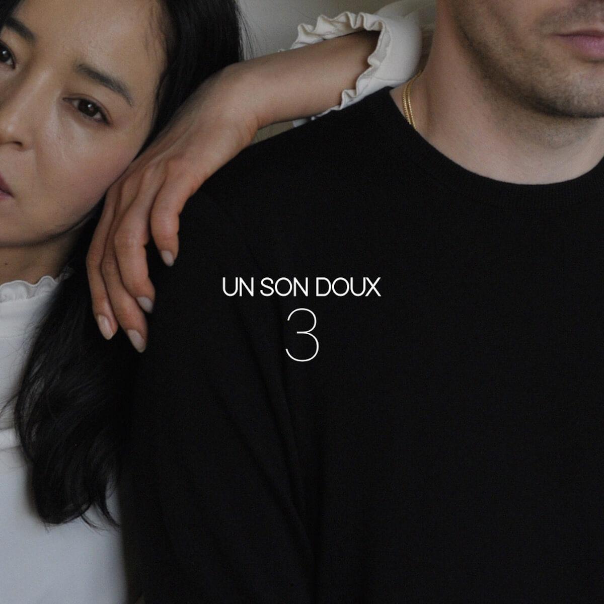 Un Son Doux・紺野千春とJonathan DGXに訊く、ファーストアルバム『3』が完成するまで music190527_unsondoux_1
