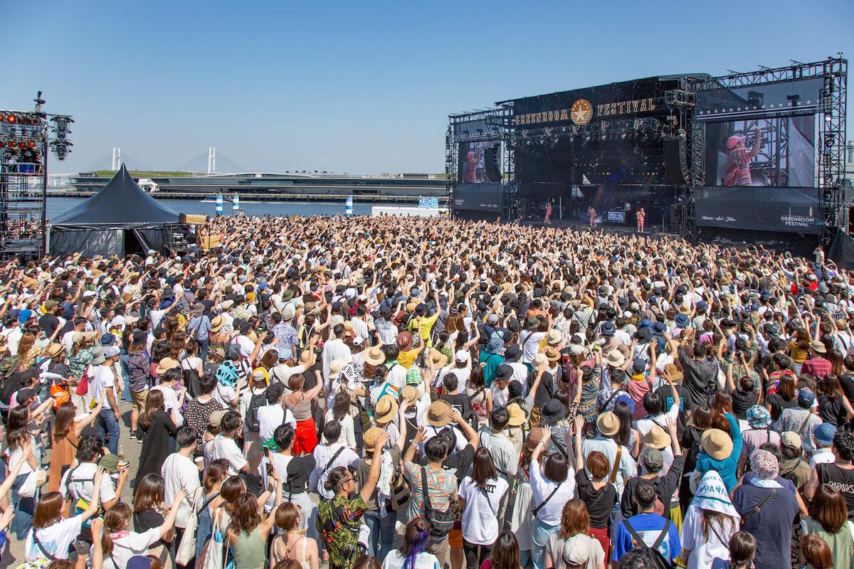 <GREENROOM FESTIVAL '19>が終演!トム・ミッシュ、リオン・ブリッジズらが真夏の陽気をチルに演出 music190527_greenroomfestival_2
