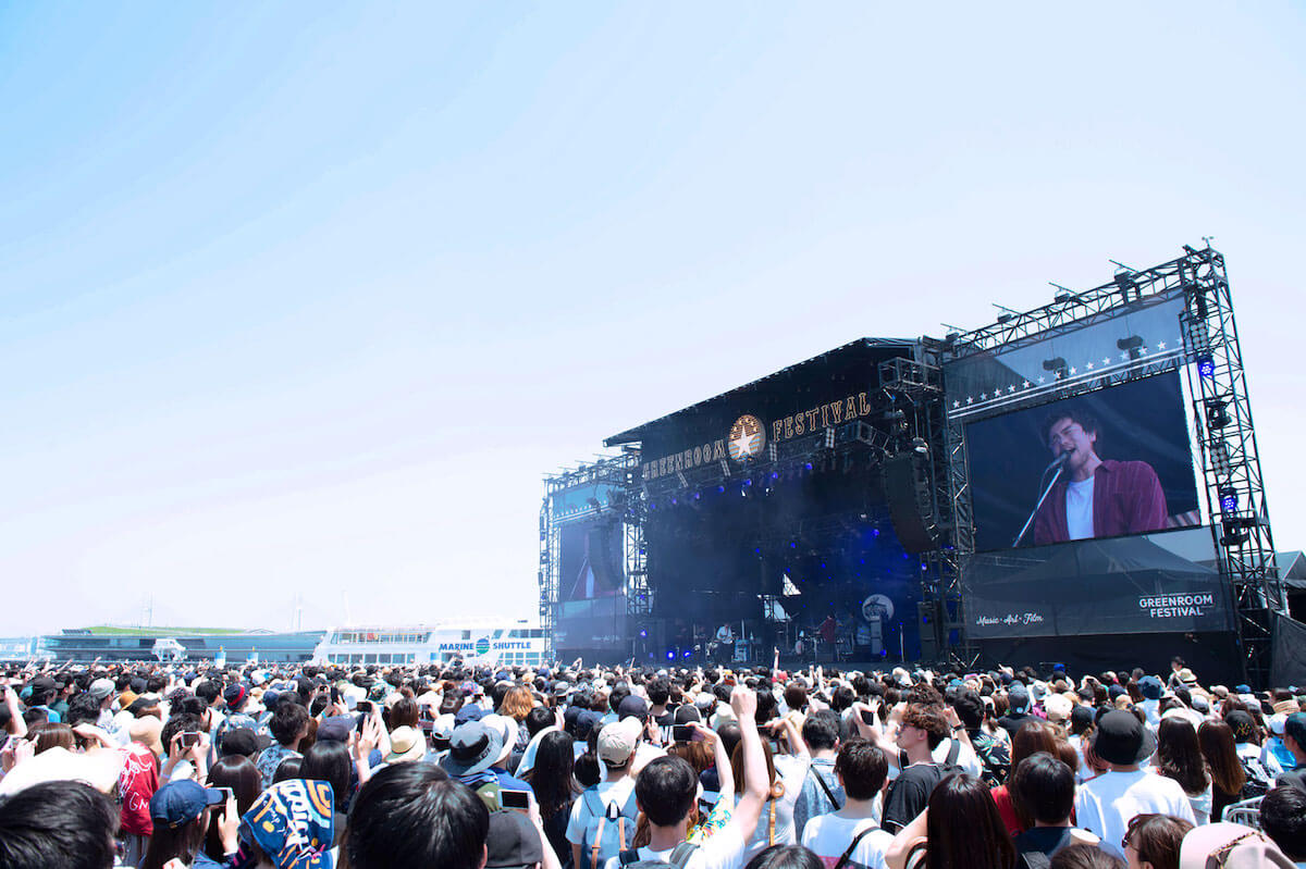 <GREENROOM FESTIVAL '19>が終演!トム・ミッシュ、リオン・ブリッジズらが真夏の陽気をチルに演出 music190527_greenroomfestival_7