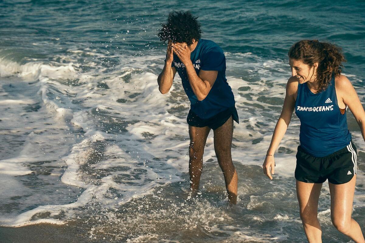 1km走るごとに1ドル寄付!アディダス<RUN FOR THE OCEANS>開催|プラスチック廃棄物を用いたシューズも話題 lifefashion190529runfortheoceans_4