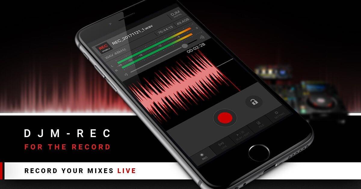 あなたもDJミックスをApple Music、Spotifyにアップロードして収益ゲット!「DJM-REC」とDubsetが提携 tech190529_djm_rec_1