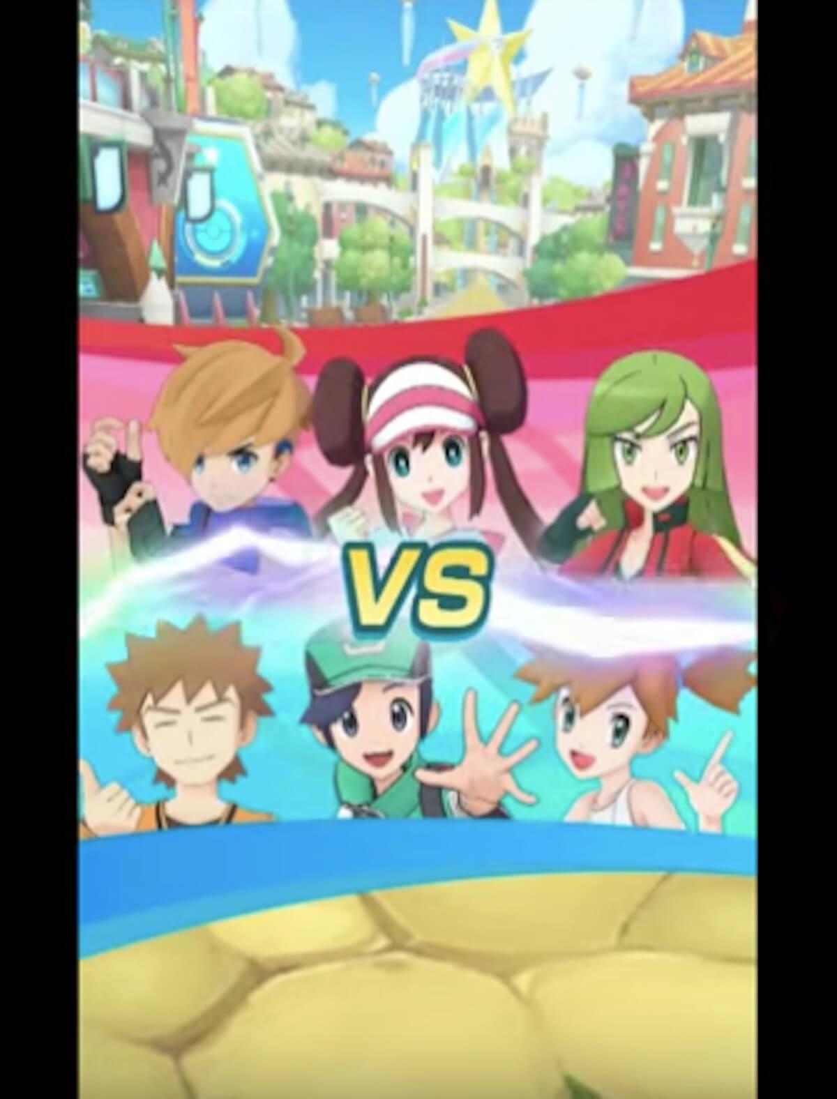「ポケモンGO」に続く新作ゲームアプリ「ポケモンマスターズ」が年内に登場! tech190529_pokemonmasters_2