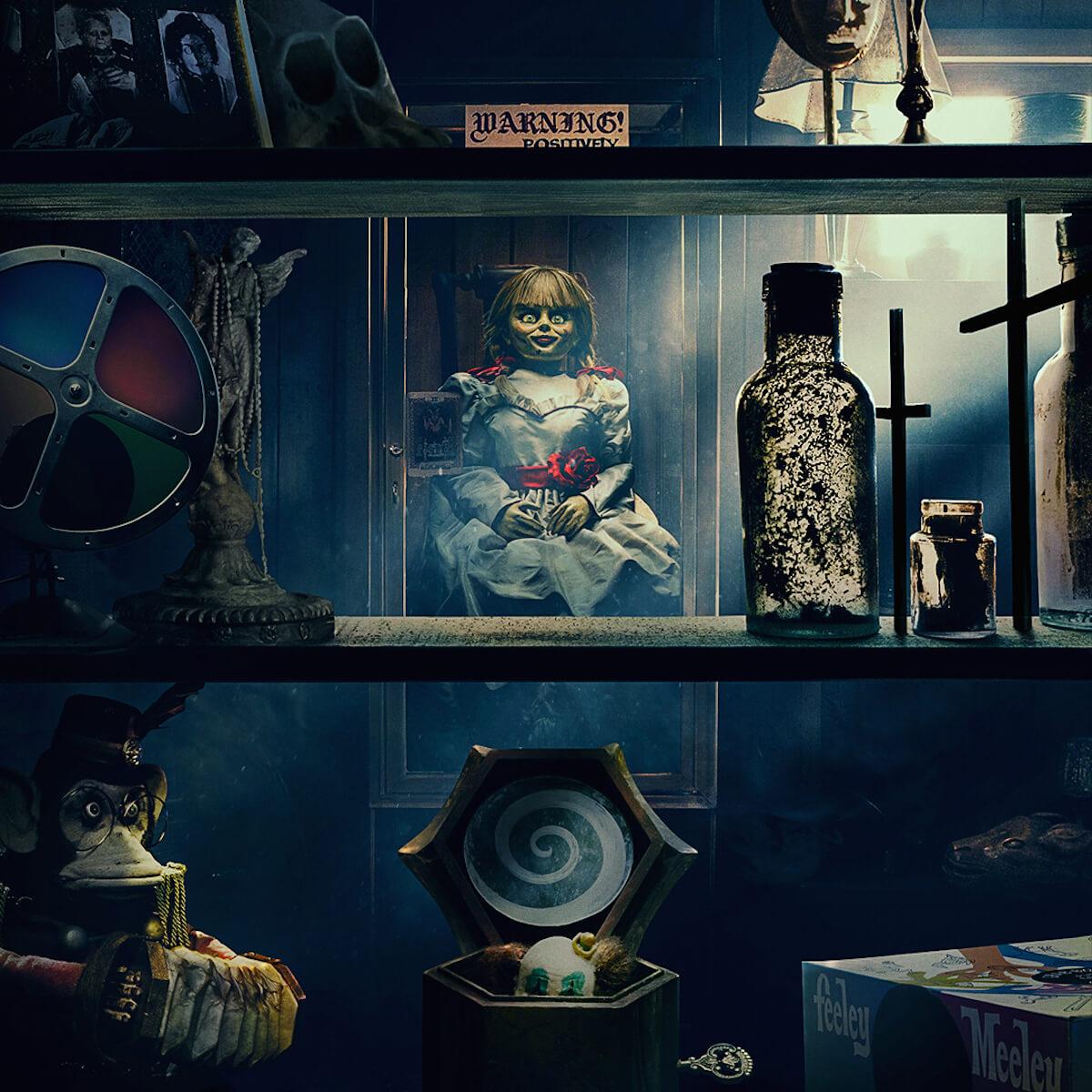 実在の恐怖人形を描く『死霊館』シリーズ最新作『アナベル 死霊博物館』9月20日公開|第2弾予告映像解禁 film190529annabelle_main
