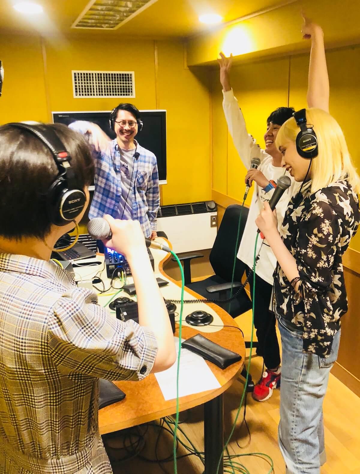 chelmicoが4週に渡りラジオでスタジオライブを披露!FM802『RADIO∞INFINITY』に登場 music190530radioinfinity-chelmico_2