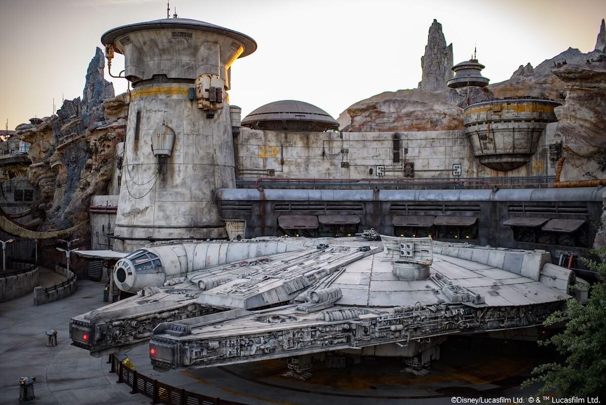 米ディズニー新エリア「スター・ウォーズ:ギャラクシーズ・エッジ」誕生|一般公開は5月31日から main-2