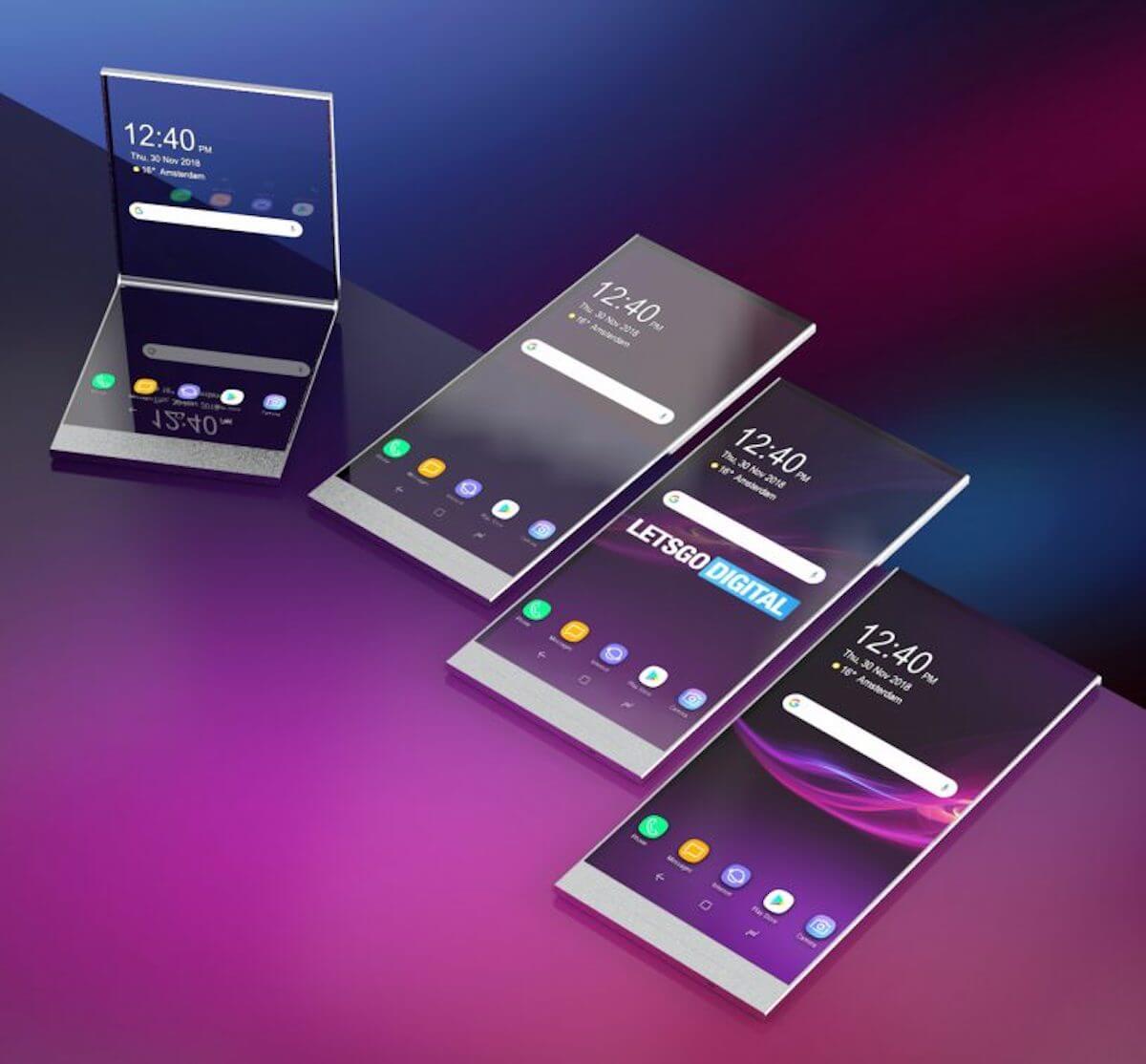 Sonyも「折りたたみXperia」発売か?2020年発表を示唆|レンダリング画像も公開 tech190531_sony_foldable_1