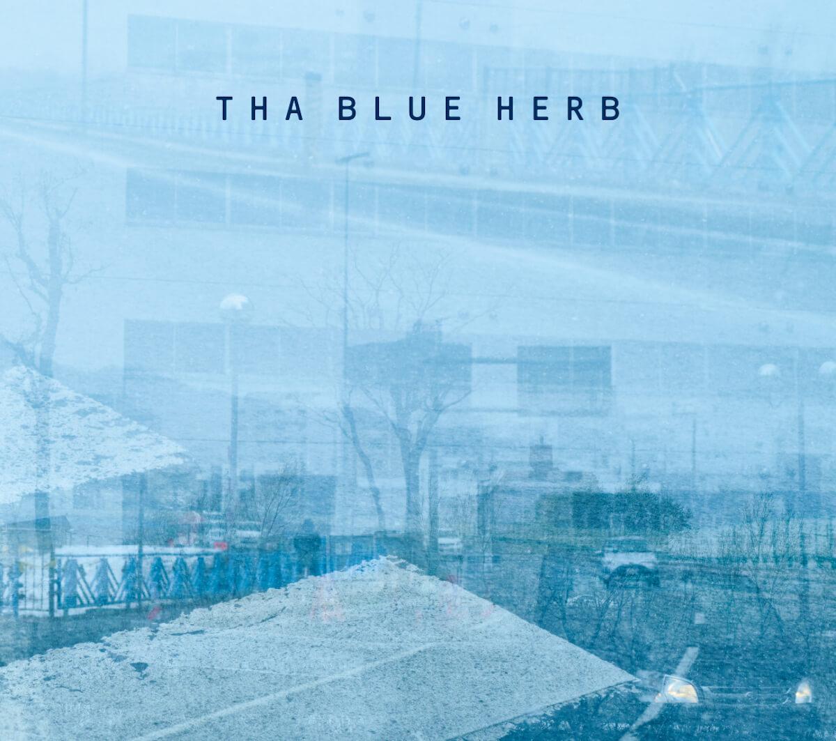 THA BLUE HERB、ニューアルバム『THA BLUE HERB』収録曲&アートワーク公開|ツアー日程も解禁 music190601thablueherb-album_1