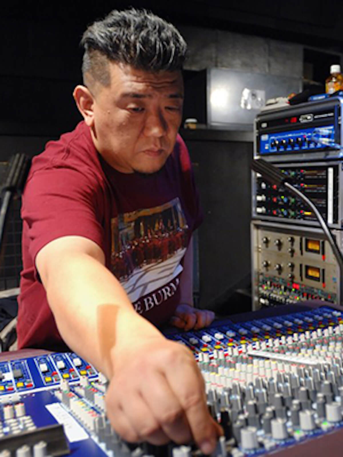 SL−1200MK7発売記念、DOMMUNEにてスペシャル番組配信決定 DJ KOCO A.K.A SHIMOKITA 、Mighty Crown、MUROら出演 lifefashion190603technics-dommune_DUB-MASTER-X