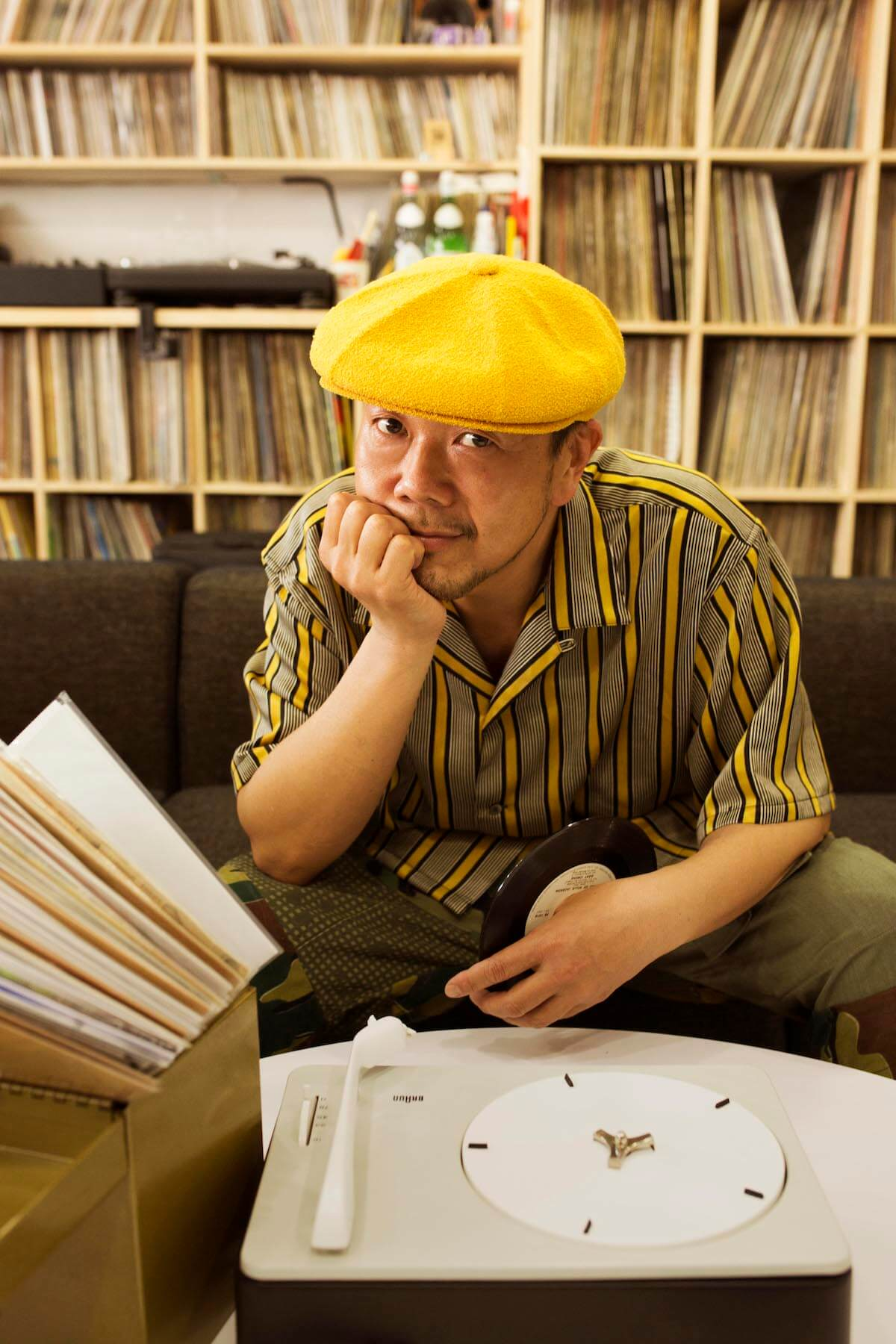 SL−1200MK7発売記念、DOMMUNEにてスペシャル番組配信決定 DJ KOCO A.K.A SHIMOKITA 、Mighty Crown、MUROら出演 lifefashion190603technics-dommune_MURO
