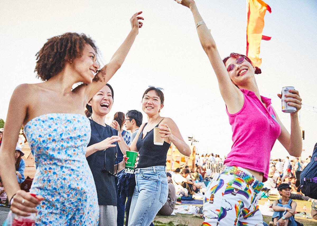 【GREENROOM FESTIVAL'19】夏を先取りしたフェスファッションスナップ! 14