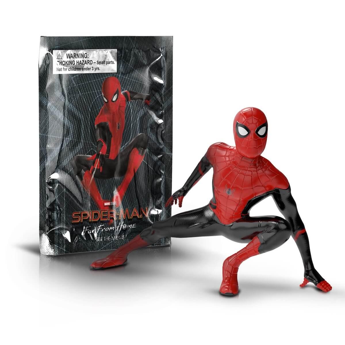 6月28日公開『スパイダーマン:ファー・フロム・ホーム』特製フィギュアを3名様にプレゼント! film190615_sfhh_figure_1