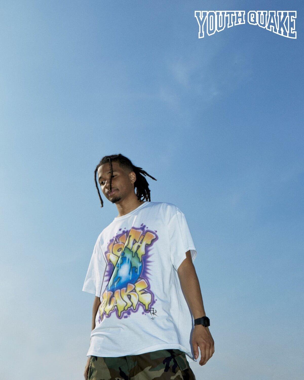 YouthQuakeが1日限りのポップアップショップを開催し、VERDY、CreativeDrugStore、上岡拓也とのコラボTシャツを販売|LookにはDaichi Yamamoto、俳優の藤江琢磨ら life-fashion190611-youth-quake-3
