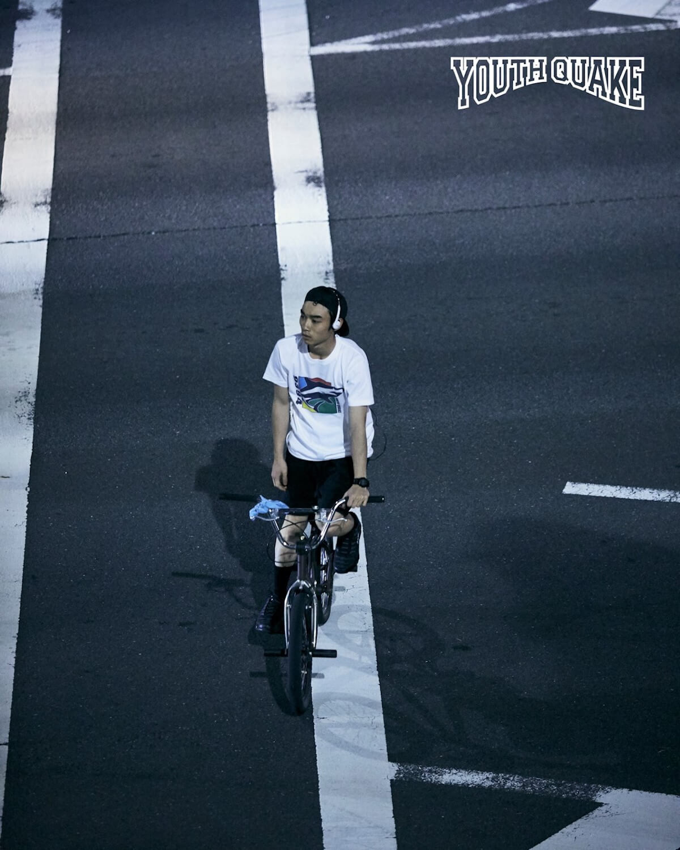 YouthQuakeが1日限りのポップアップショップを開催し、VERDY、CreativeDrugStore、上岡拓也とのコラボTシャツを販売|LookにはDaichi Yamamoto、俳優の藤江琢磨ら life-fashion190611-youth-quake-5