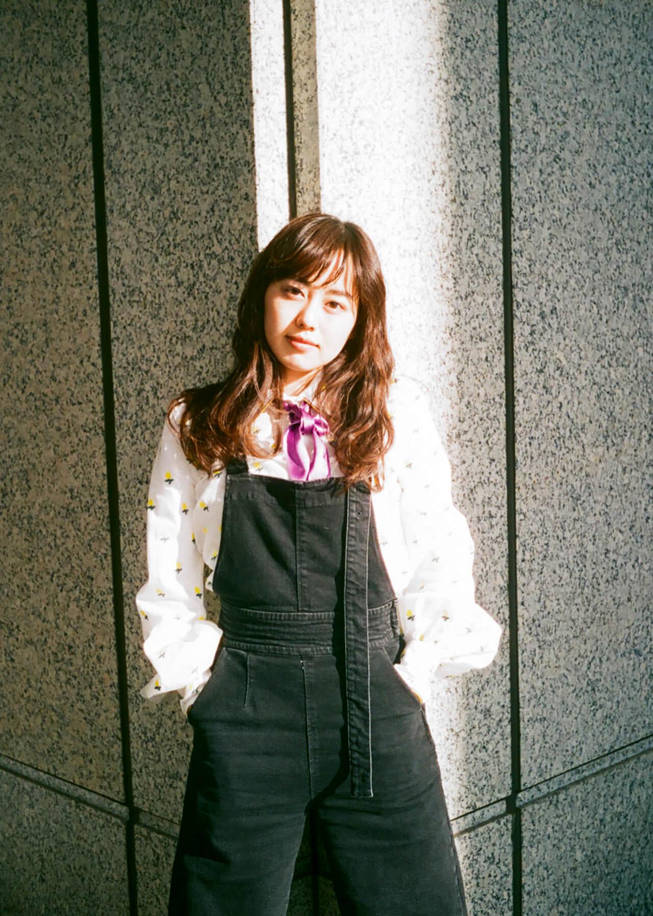 【25's view】俳優・宮崎香蓮|25人の25歳へインタビュー 25views190613-karenmiyazaki-3