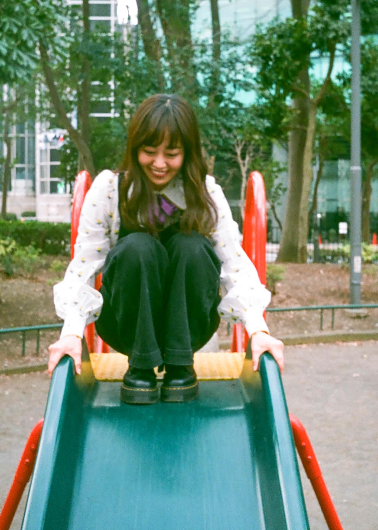 【25's view】俳優・宮崎香蓮|25人の25歳へインタビュー 25views190613-karenmiyazaki-12