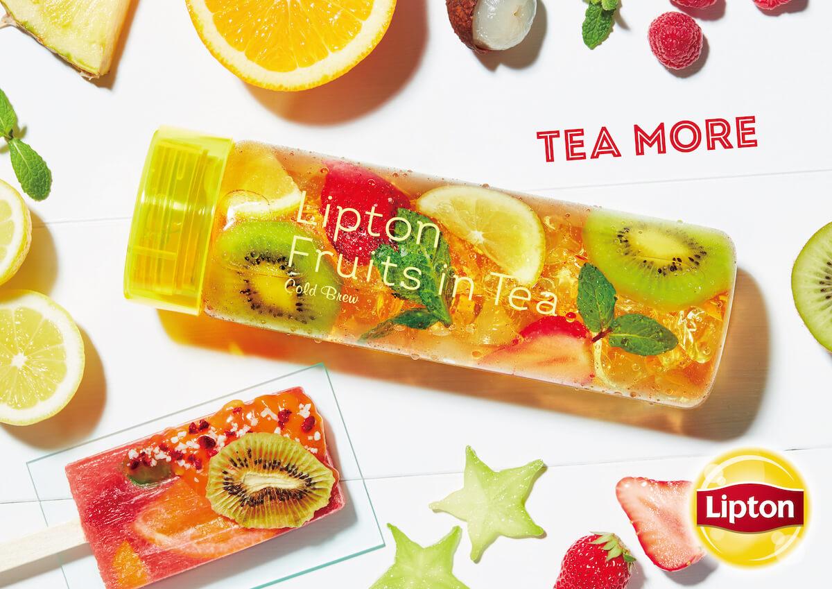 自由にカスタマイズ「新感覚アイスティーポップ」って? 「Fruits in Tea TEA MORE OMOTESANDO」期間限定オープン gourmet190613fruitsintea-omotesando_5