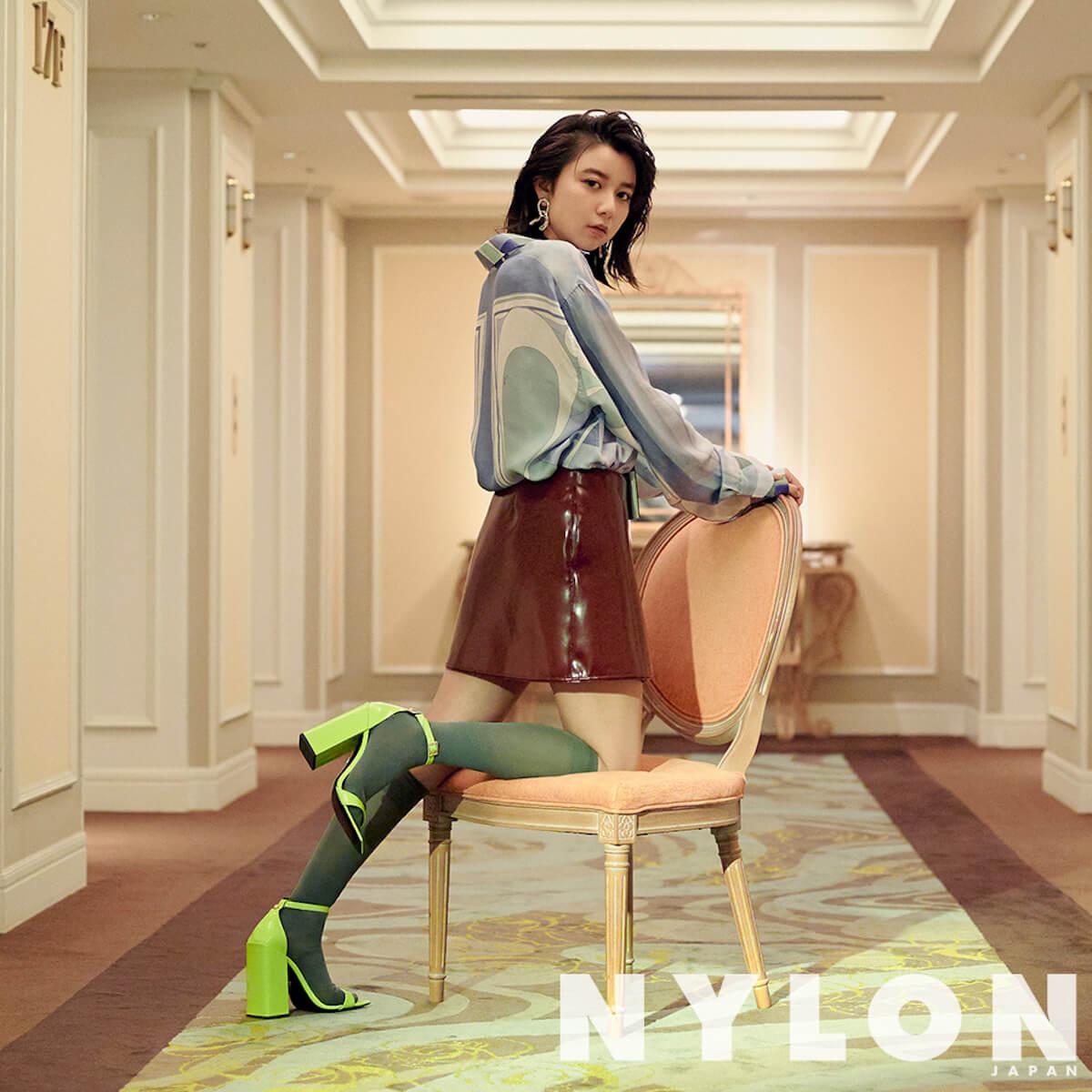 "「NYLON JAPAN」吉沢亮がWカバーで""美の暴力""を魅せつける! life190614_nylonjapan_yoshizawaryo_3"