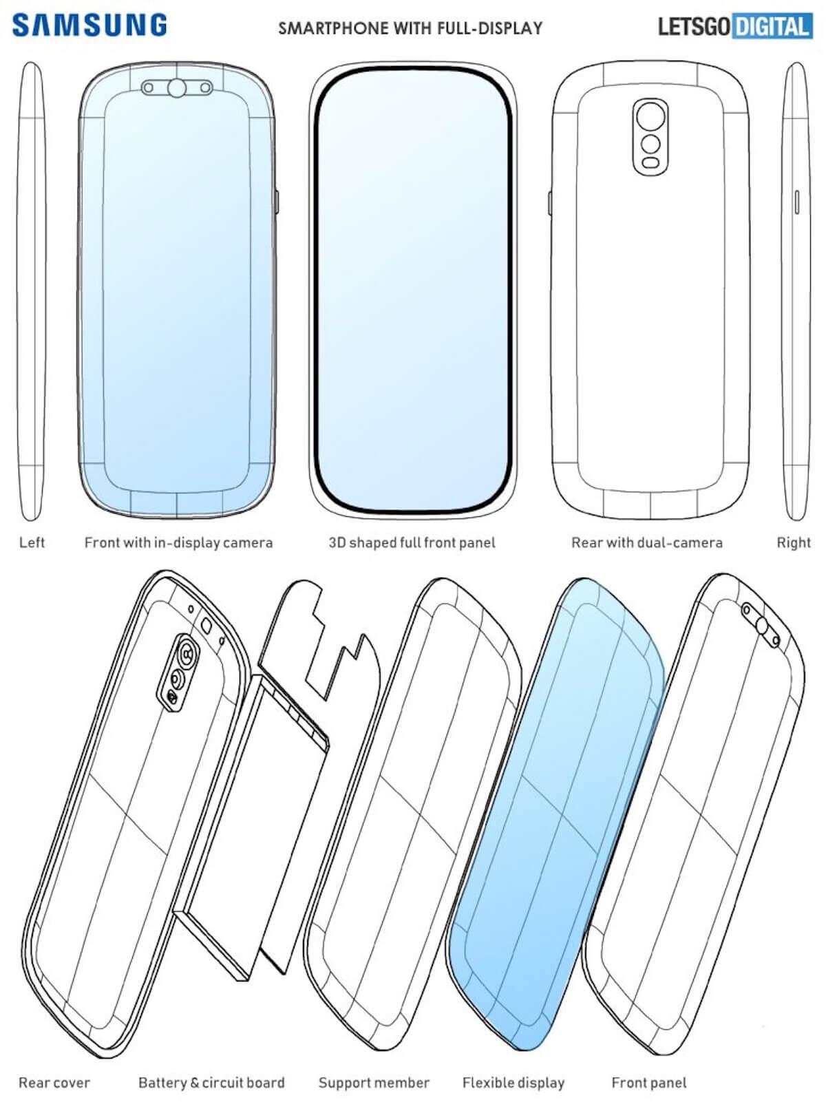 Galaxy S10の後継機は懐かしのあのスマホに似ている?レンダリング画像が公開 tech190614_galaxys11_3