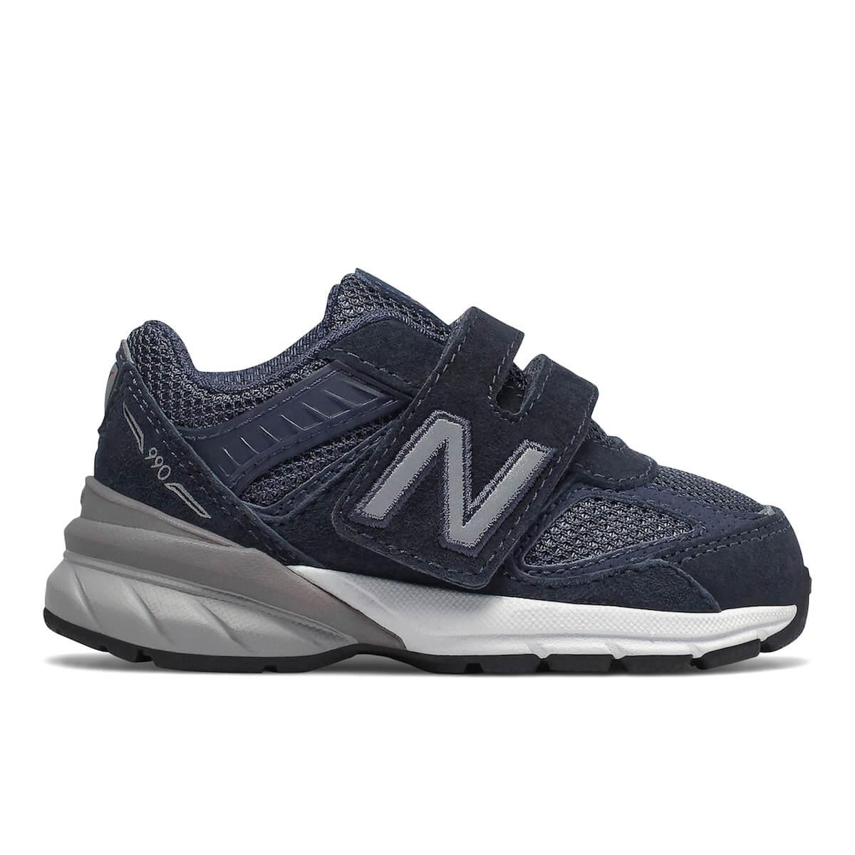 ニューバランスを象徴するフラッグシップモデル「990v5」に新色ネイビーが登場 life190614_newbalance_990v5_1