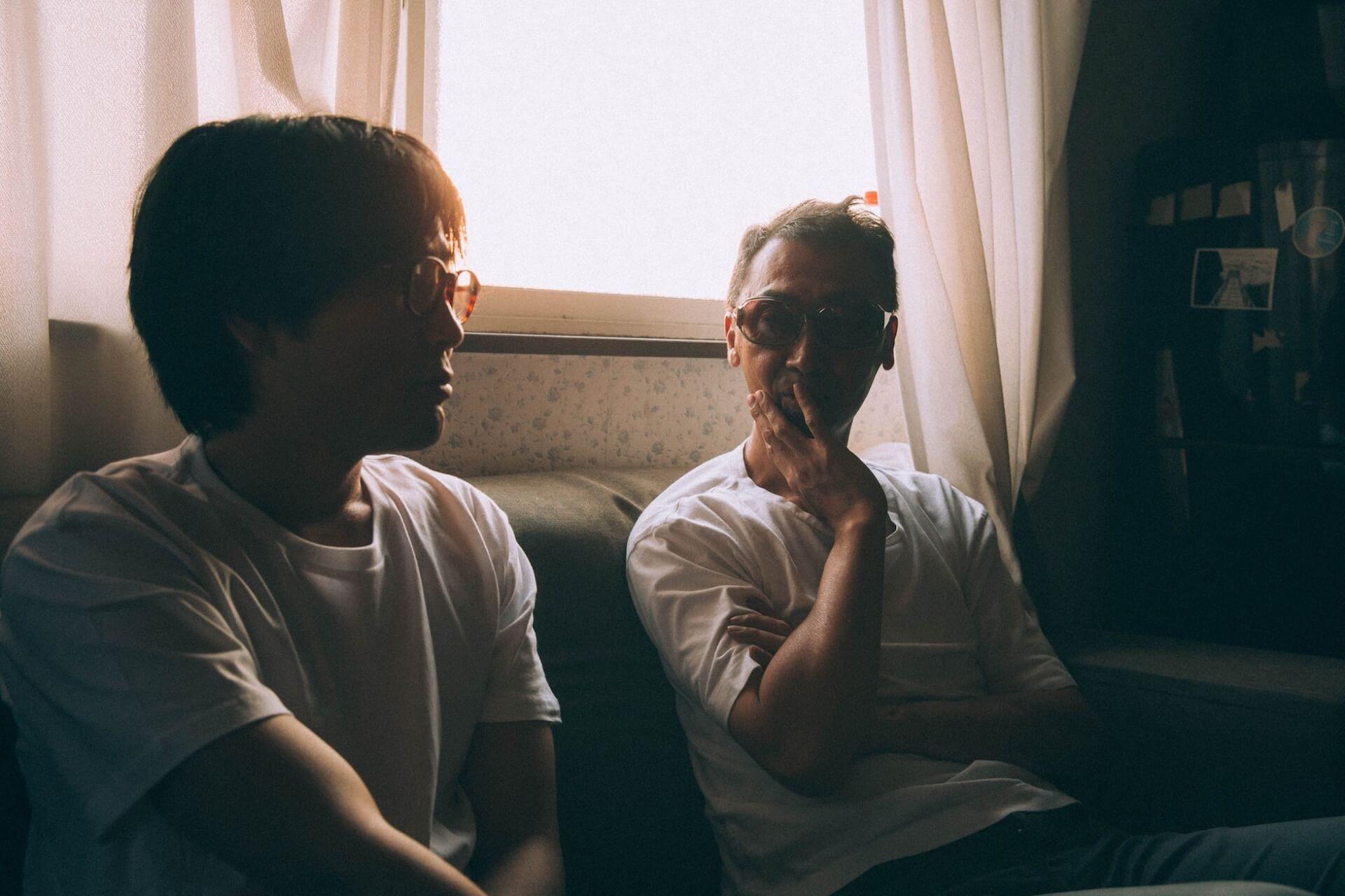 神谷亮佑×カンパニー松尾 対談|GEZAN映画『Tribe Called Discord』に存在する問いかけについて interview-gezan-film-8