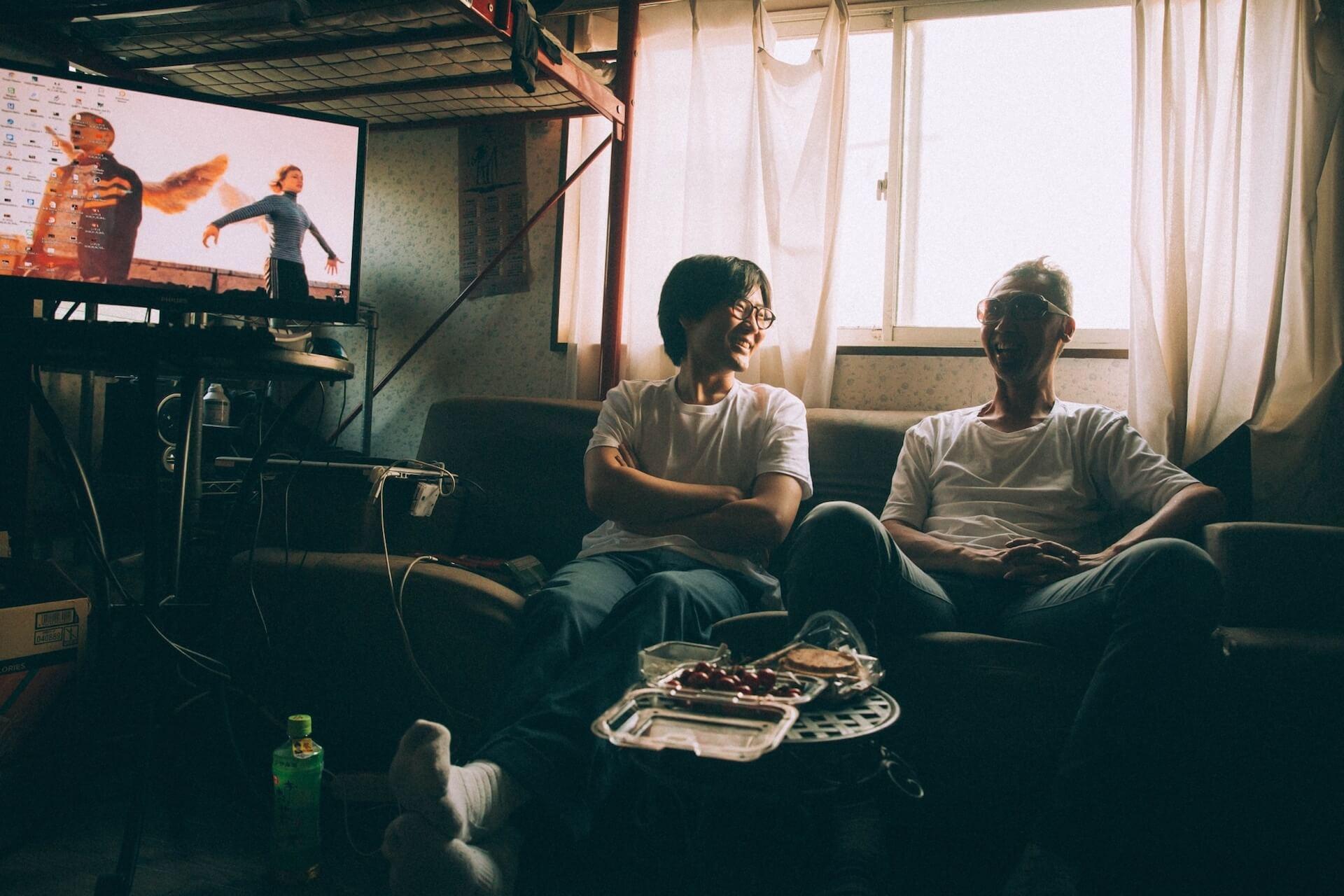 神谷亮佑×カンパニー松尾 対談|GEZAN映画『Tribe Called Discord』に存在する問いかけについて interview-gezan-film-11