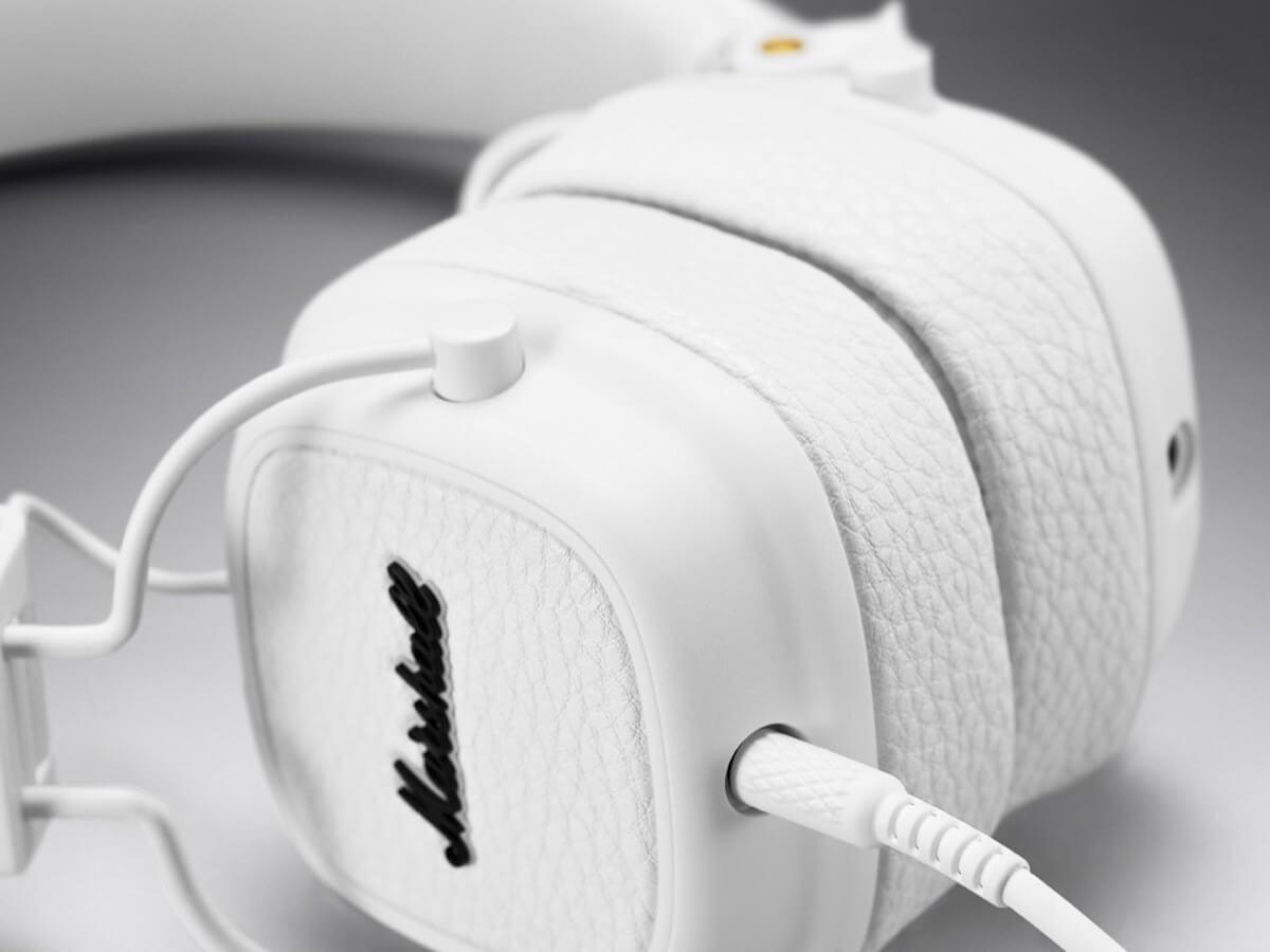 Marshallの人気ヘッドホンシリーズにブラウン・ホワイトの2色が登場!有線&Bluetooth無線も tech190617_marshall_major3_27