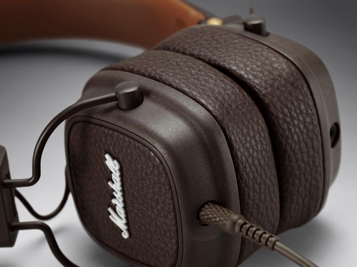 Marshallの人気ヘッドホンシリーズにブラウン・ホワイトの2色が登場!有線&Bluetooth無線も tech190617_marshall_major3_18