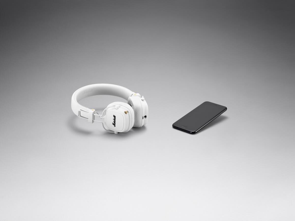 Marshallの人気ヘッドホンシリーズにブラウン・ホワイトの2色が登場!有線&Bluetooth無線も tech190617_marshall_major3_10