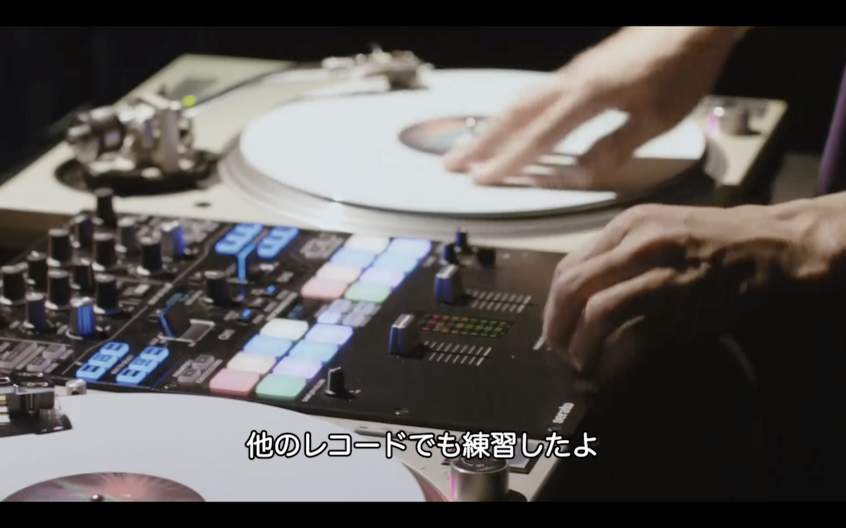 DJ Krush、De La Soul、Smif-N-Wessunらが出演|WalkmanとSL-1200の秘密に迫るRed Bullのドキュメンタリー映像が公開 video190618_playingitoldschool_15