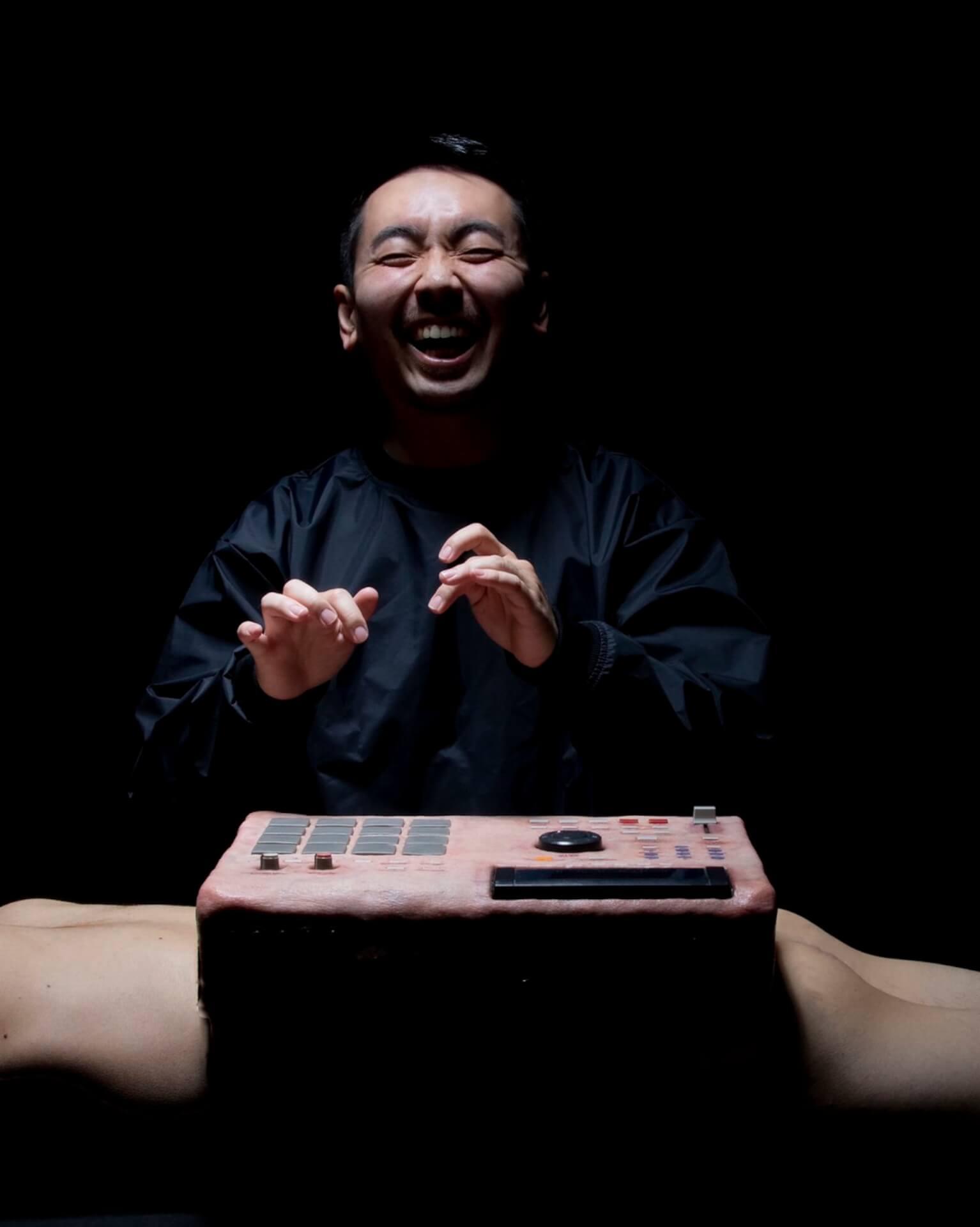 世界中で話題になった人肉小銭入れが抽選で1名にプレゼント!人肉小銭入れがラップするMVも公開に music190626-doooo-1
