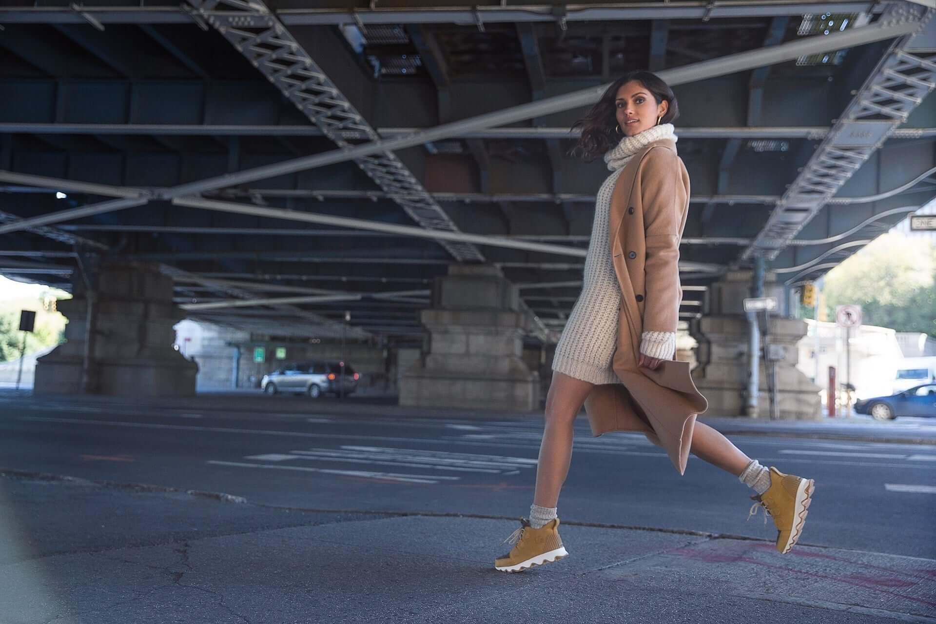 どんな雨でも大丈夫!SORELから機能性&ファッション性を兼ね備えたスニーカーブーツ「KINETIC CARIBOU」登場 life190626_sorel_kineticcaribou_2-1920x1279