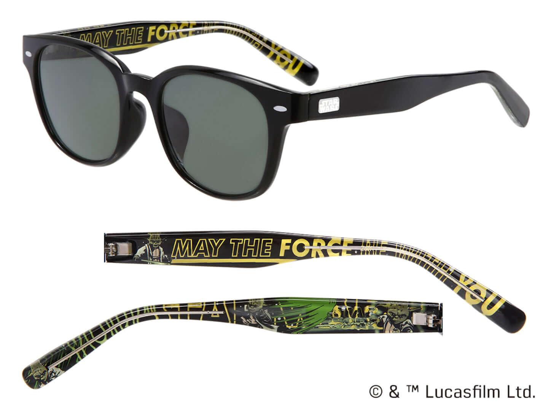 Zoffのスター・ウォーズコレクションに「エピソード1」ダース・モール、アナキン、ヨーダらを配したサングラスが新登場! 4a0c7331fcca81a4ab510f1a71f4493c-1440x1084
