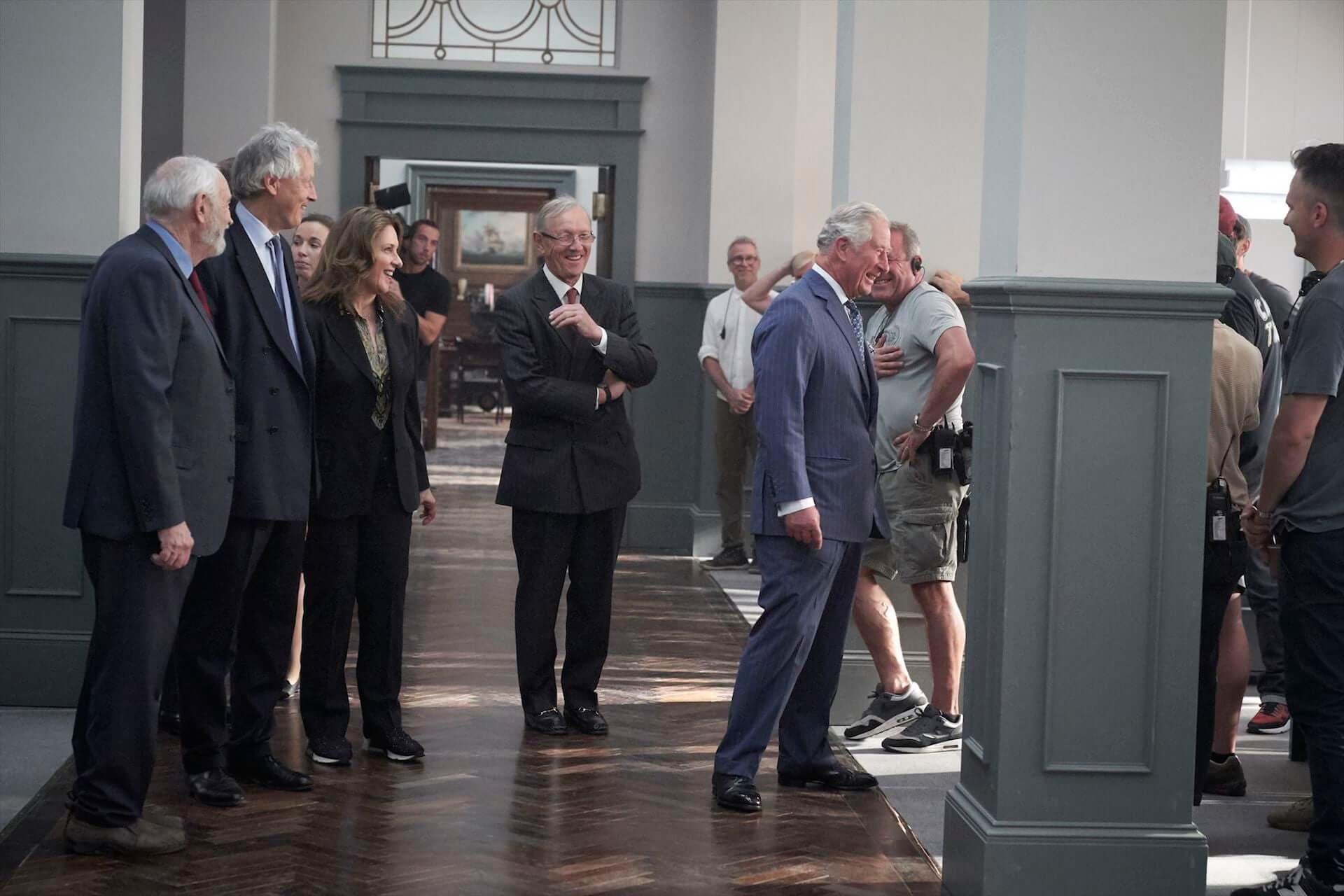 ジェームズ・ボンドがチャールズ皇太子とご対面!『BOND 25』メイキング映像が解禁 film190627_bond25_3-1920x1280