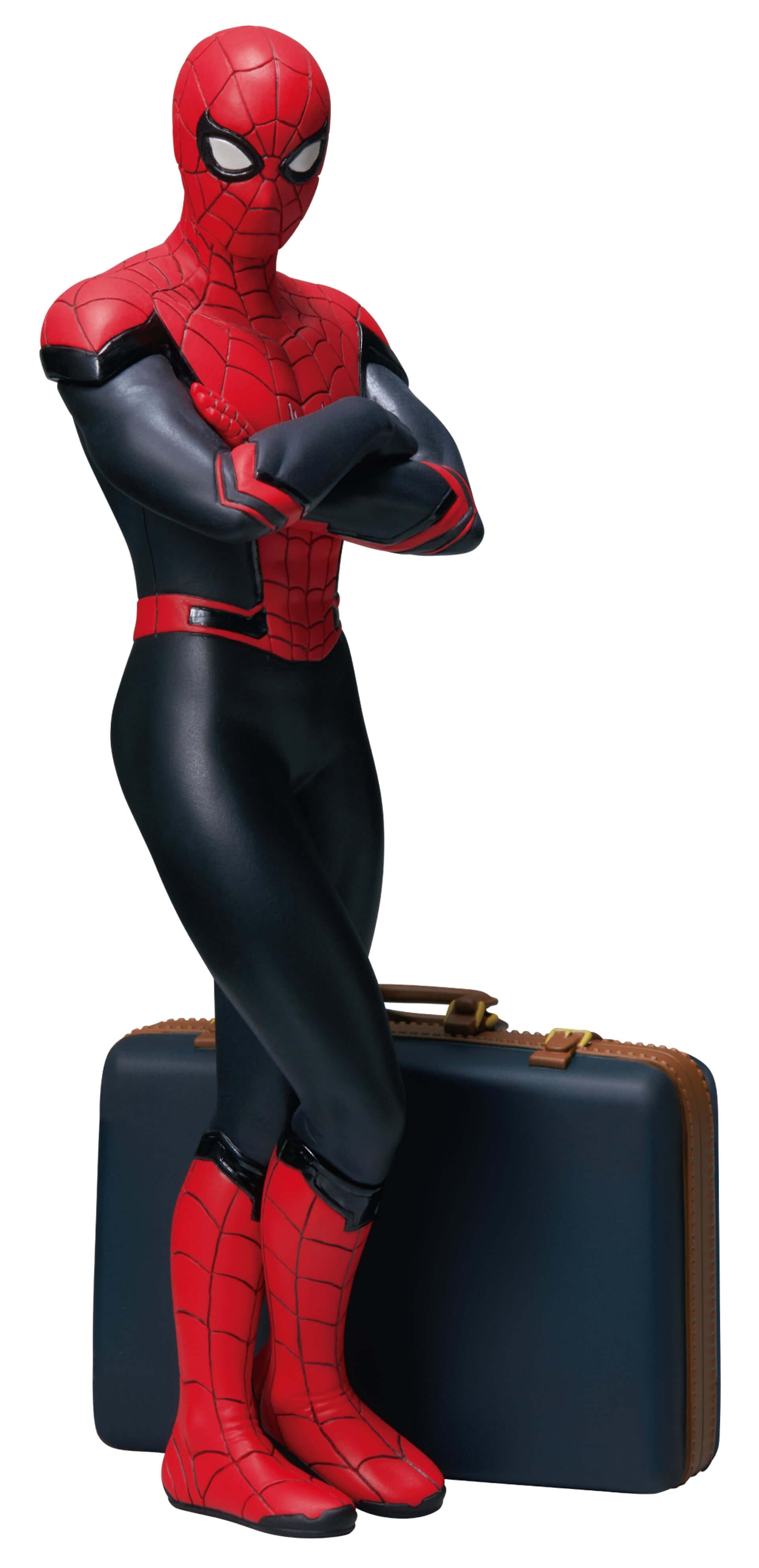 映画「スパイダーマン」最新作の超レアグッズが当たる!Happyくじ『スパイダーマン:ファー・フロム・ホーム』登場 art190628_spiderman_lot_2-1920x3968