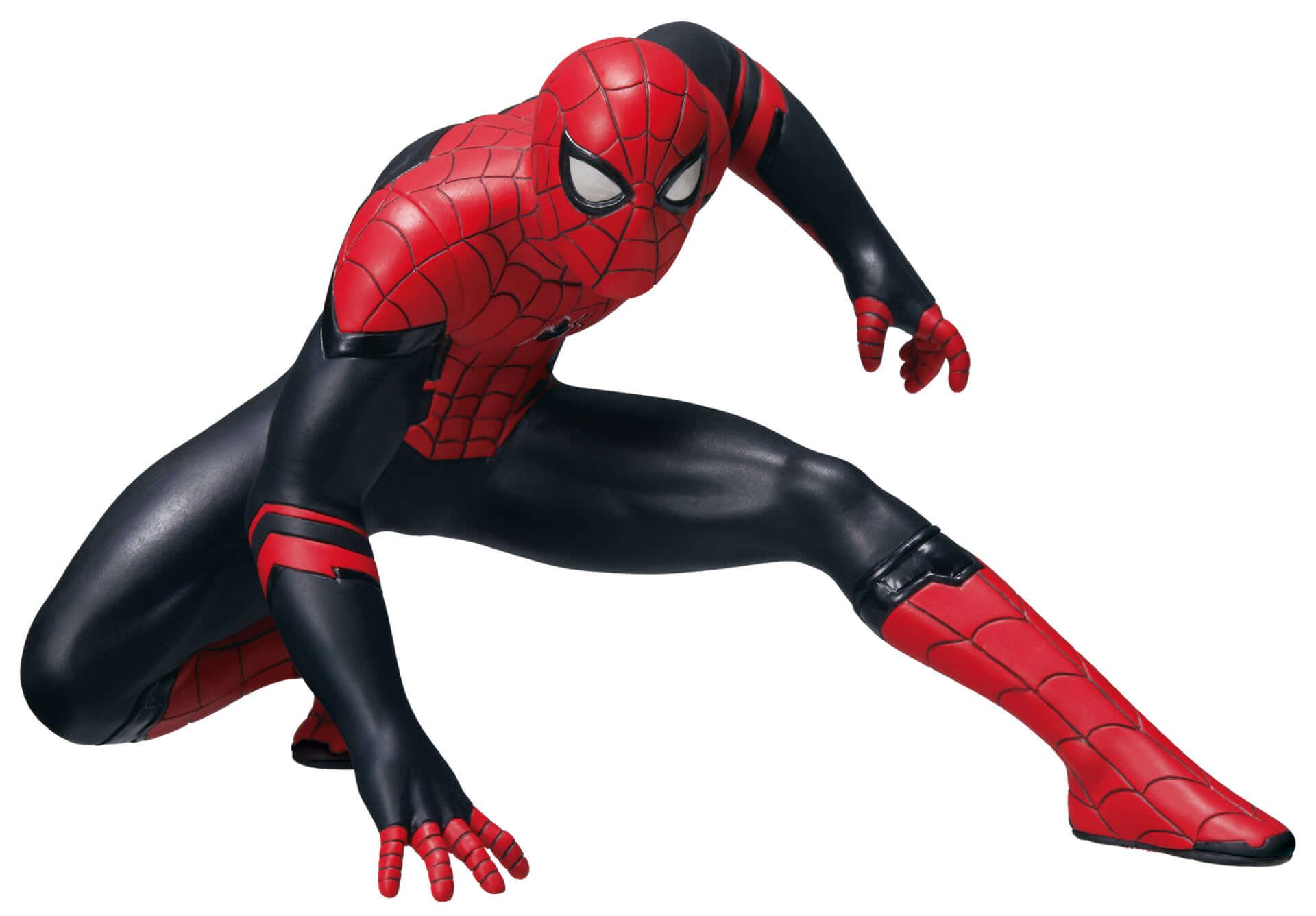 映画「スパイダーマン」最新作の超レアグッズが当たる!Happyくじ『スパイダーマン:ファー・フロム・ホーム』登場 art190628_spiderman_lot_1-1920x1336